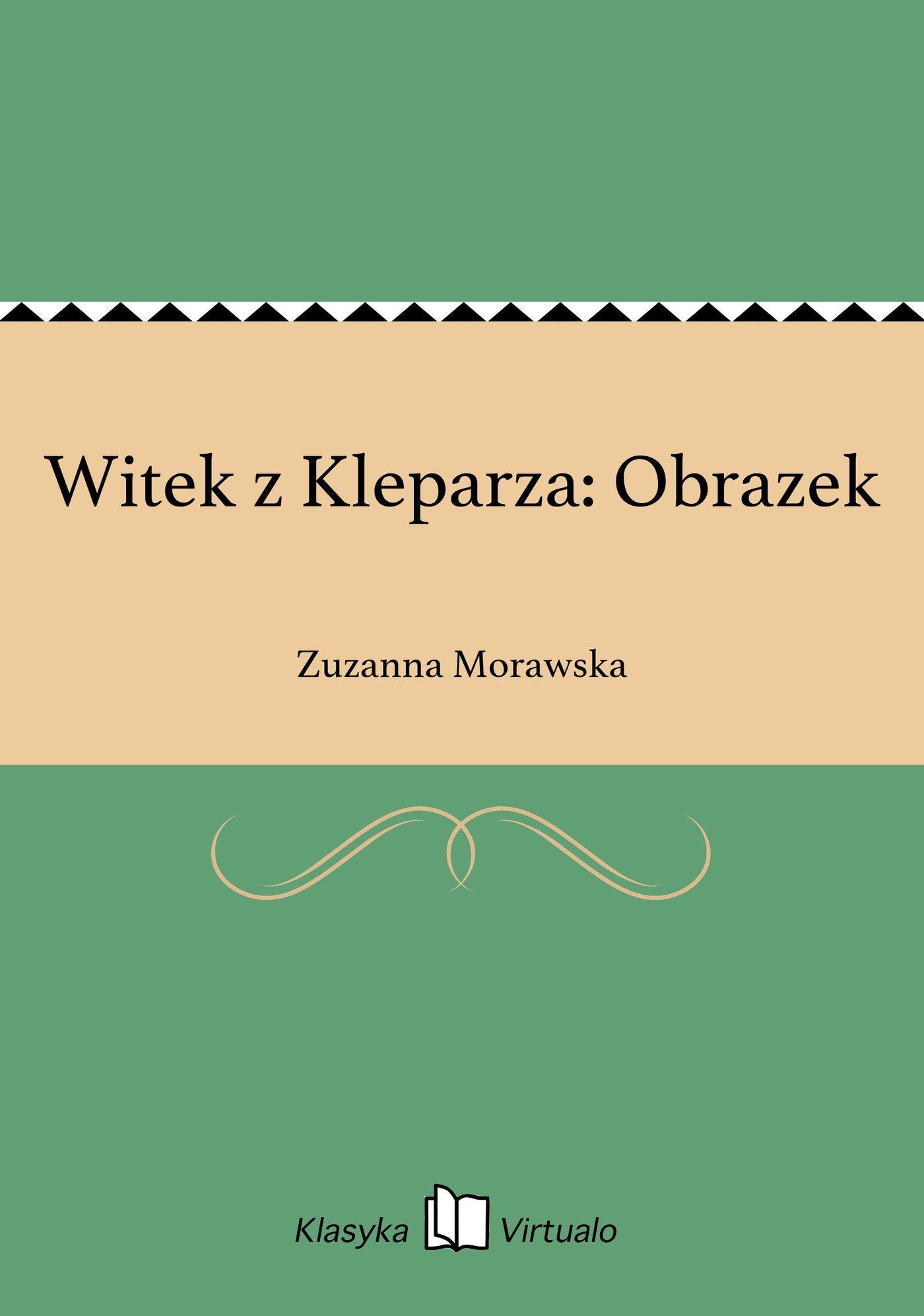 Witek z Kleparza: Obrazek - Ebook (Książka EPUB) do pobrania w formacie EPUB