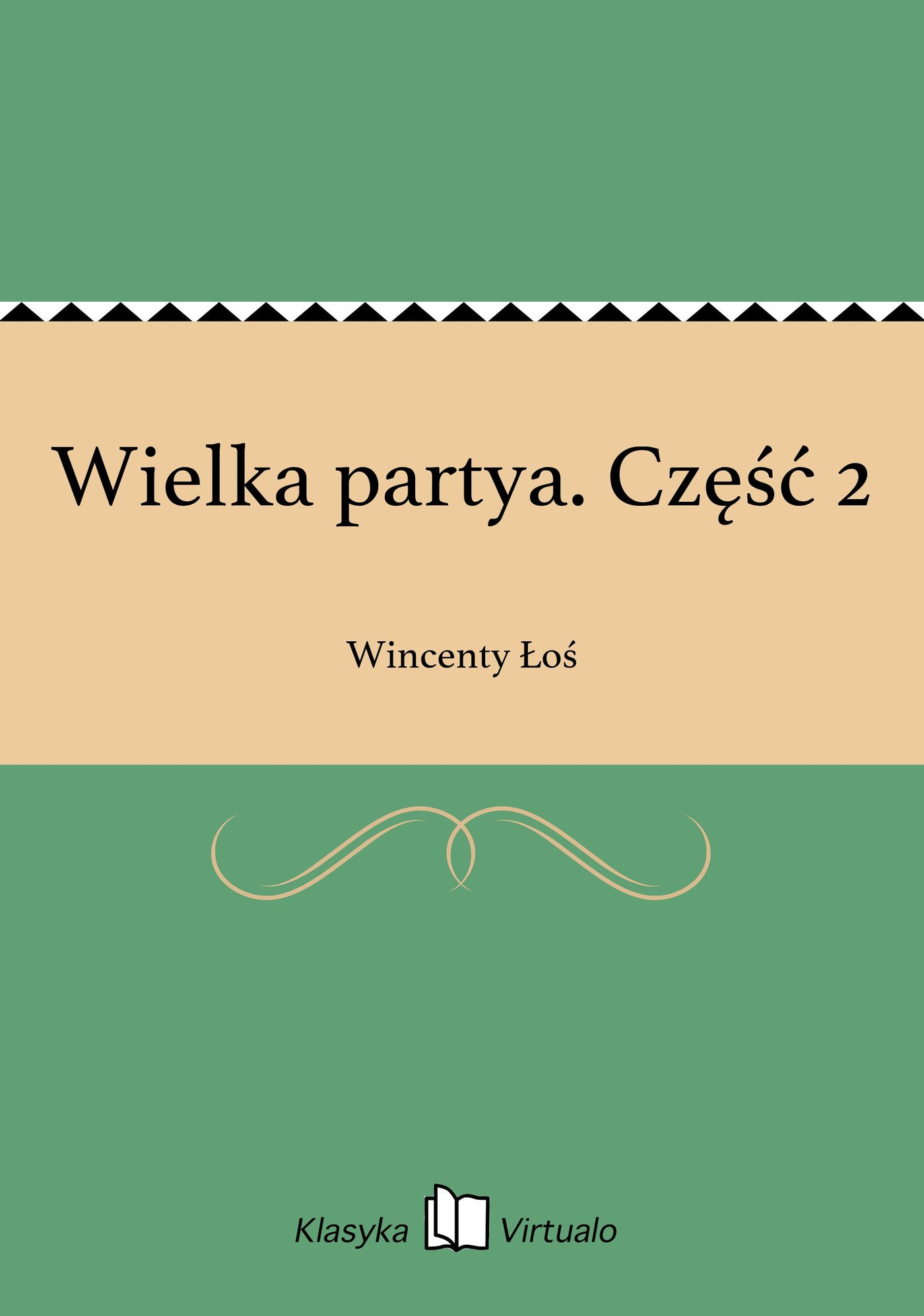 Wielka partya. Część 2 - Ebook (Książka EPUB) do pobrania w formacie EPUB