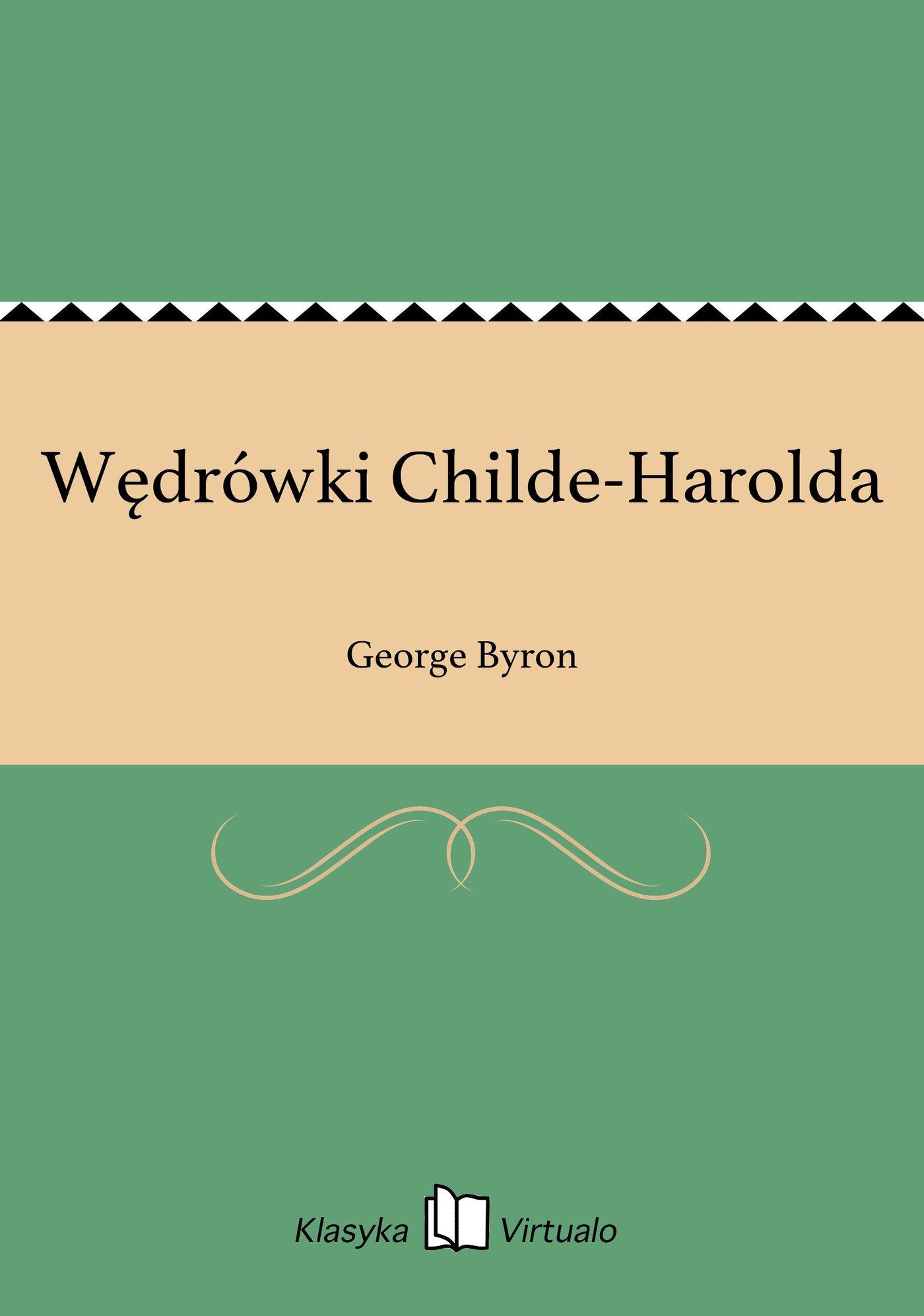 Wędrówki Childe-Harolda - Ebook (Książka EPUB) do pobrania w formacie EPUB