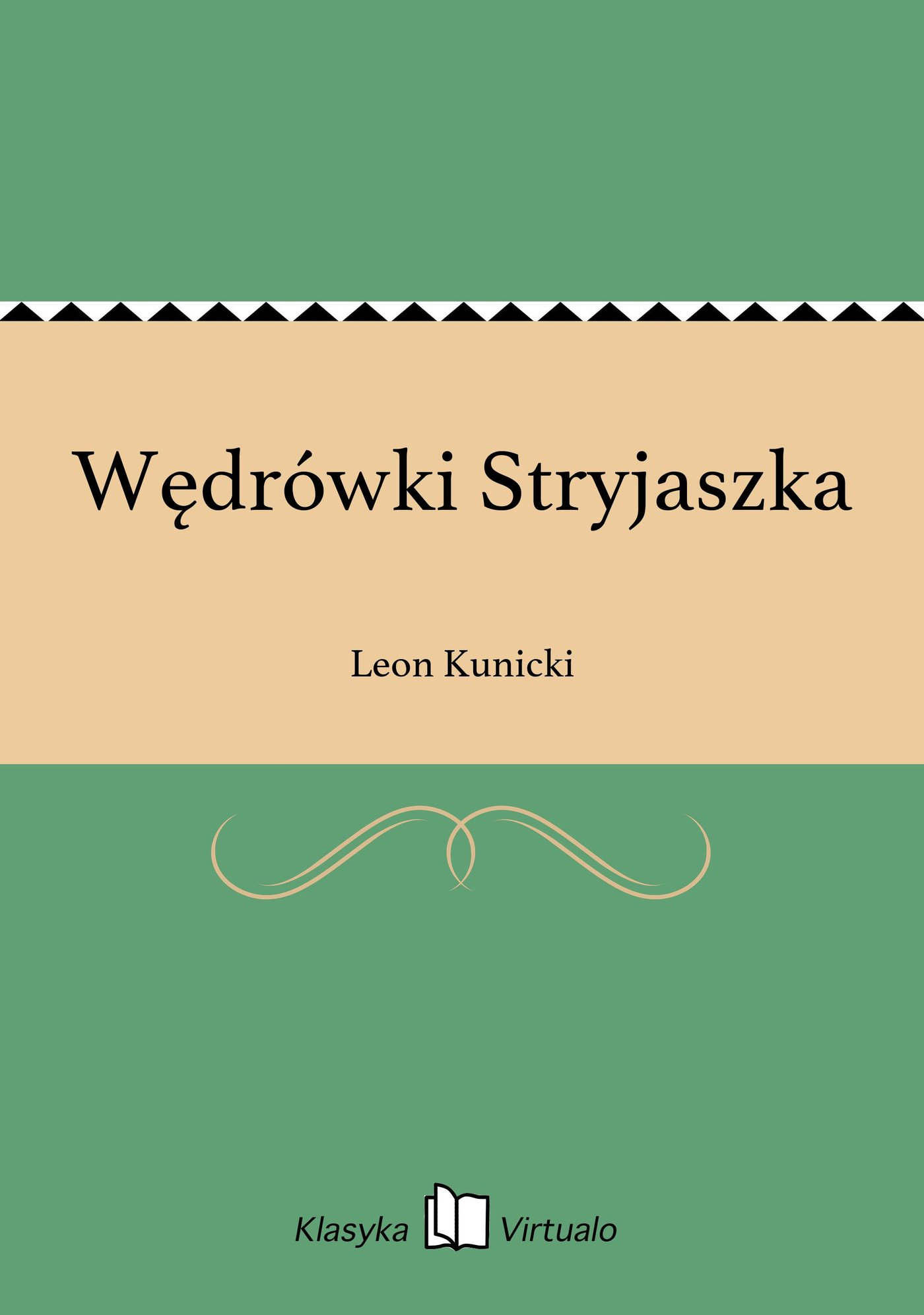 Wędrówki Stryjaszka - Ebook (Książka EPUB) do pobrania w formacie EPUB