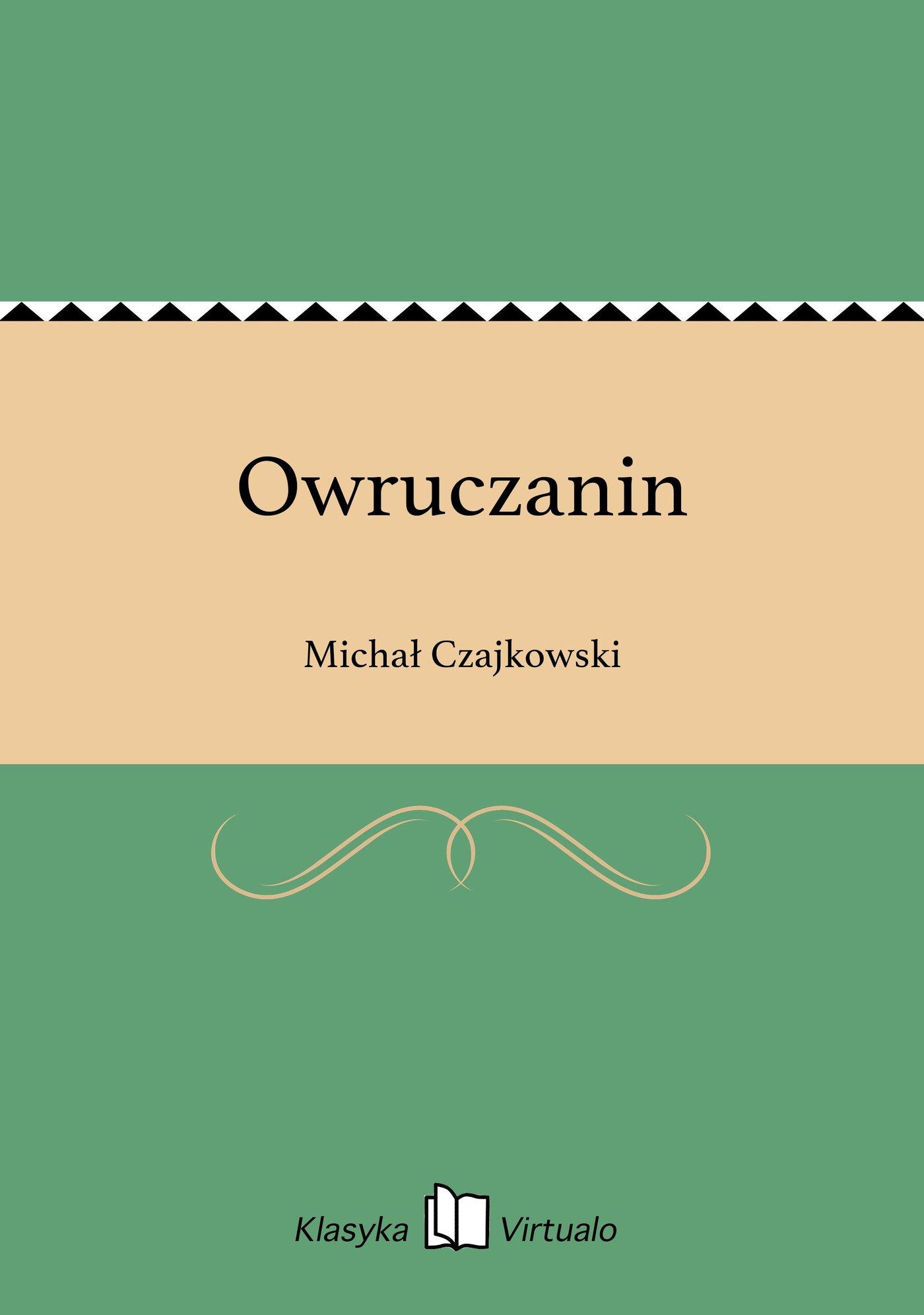 Owruczanin - Ebook (Książka EPUB) do pobrania w formacie EPUB