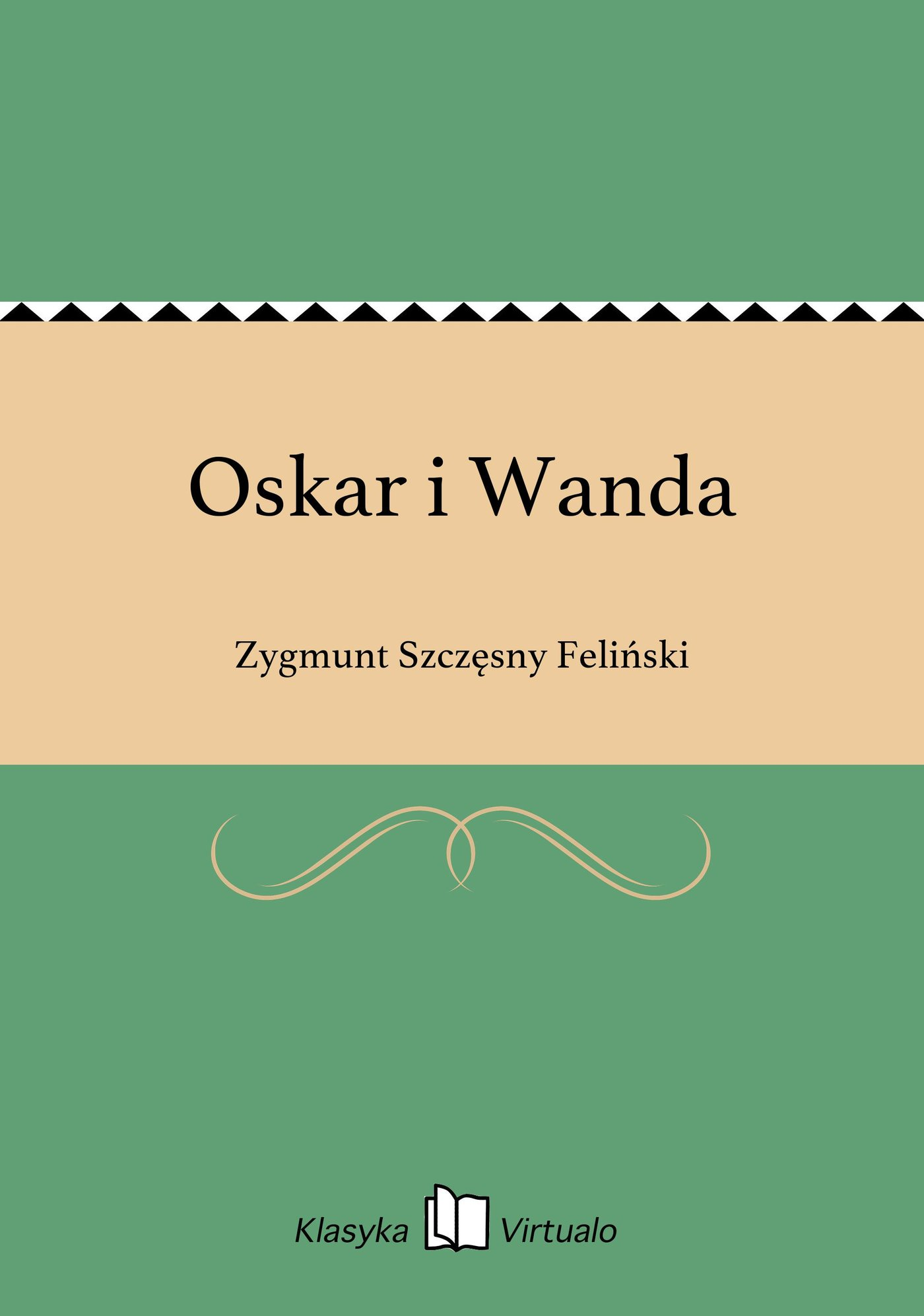 Oskar i Wanda - Ebook (Książka EPUB) do pobrania w formacie EPUB