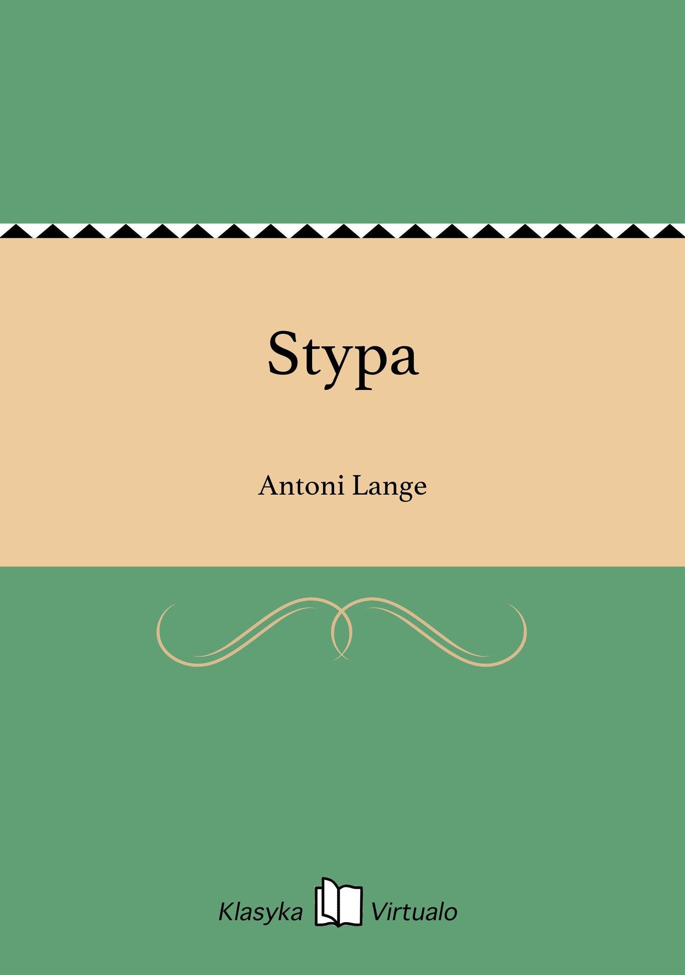 Stypa - Ebook (Książka EPUB) do pobrania w formacie EPUB