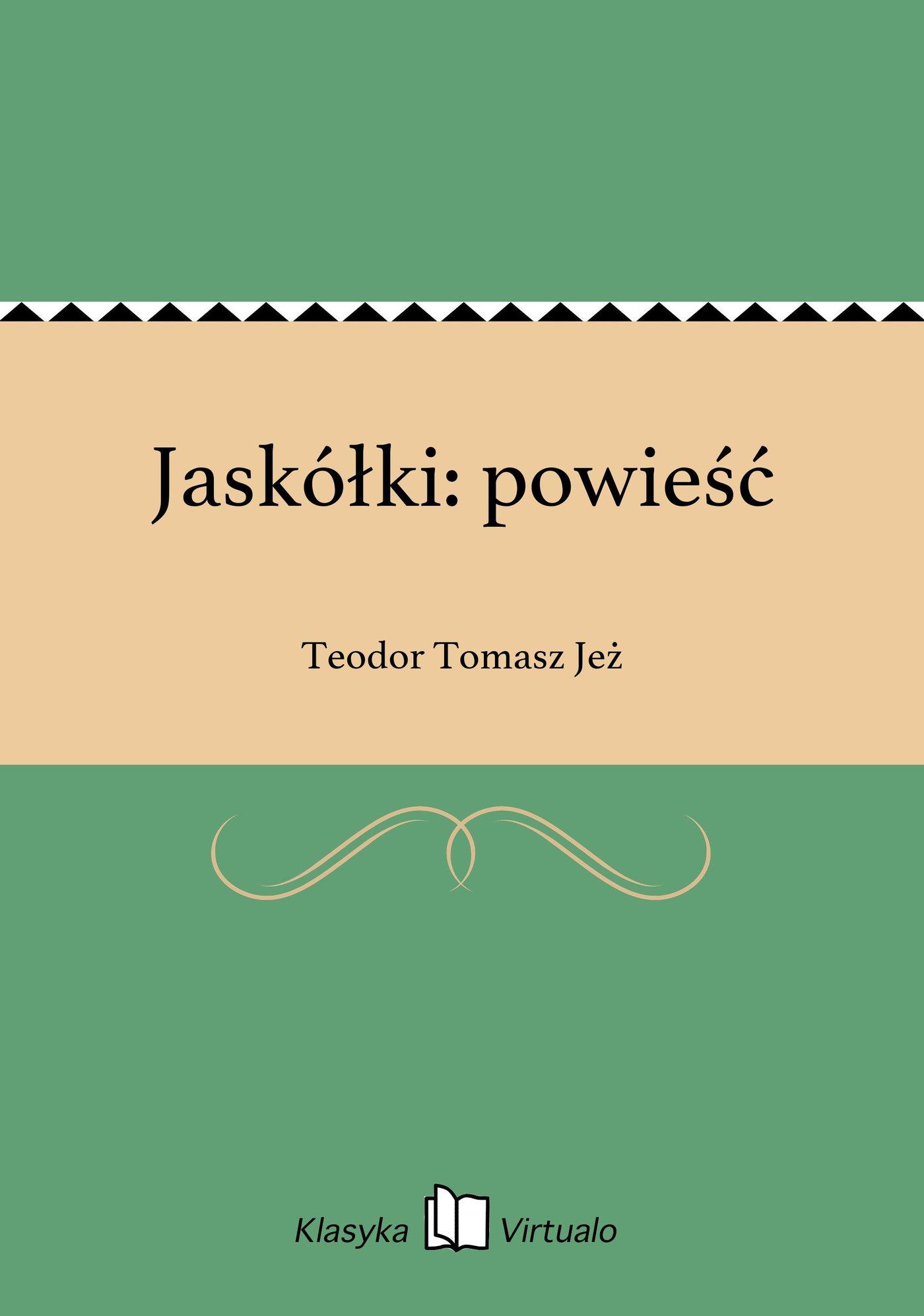 Jaskółki: powieść - Ebook (Książka EPUB) do pobrania w formacie EPUB