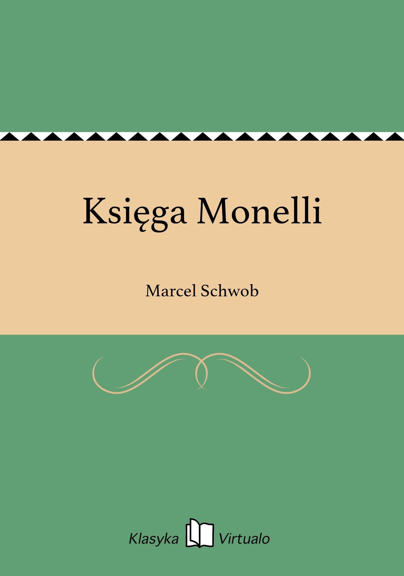Księga Monelli - Ebook (Książka EPUB) do pobrania w formacie EPUB