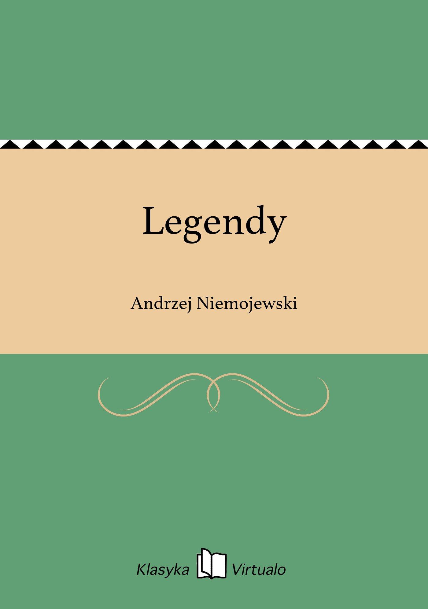 Legendy - Ebook (Książka EPUB) do pobrania w formacie EPUB