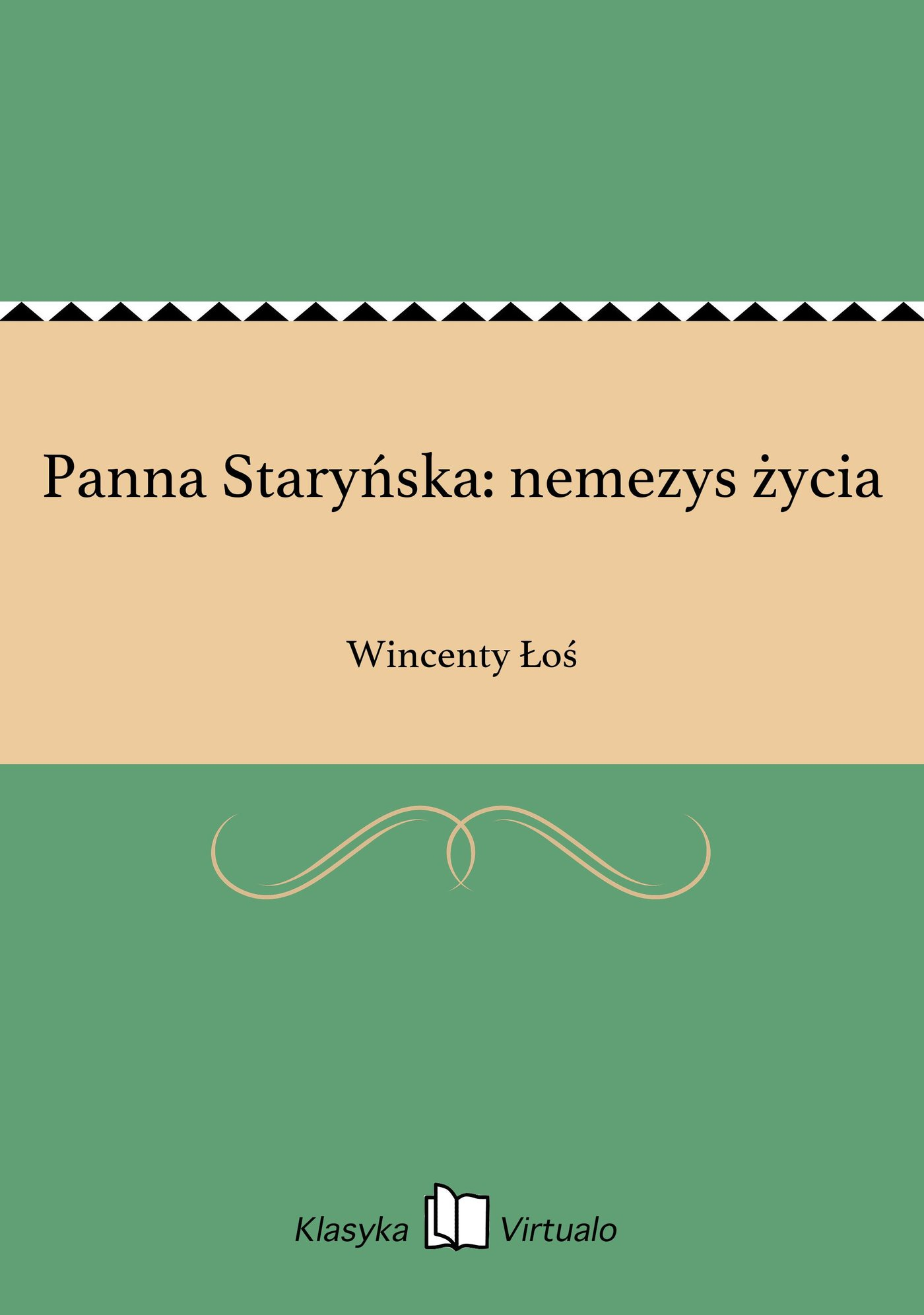 Panna Staryńska: nemezys życia - Ebook (Książka EPUB) do pobrania w formacie EPUB
