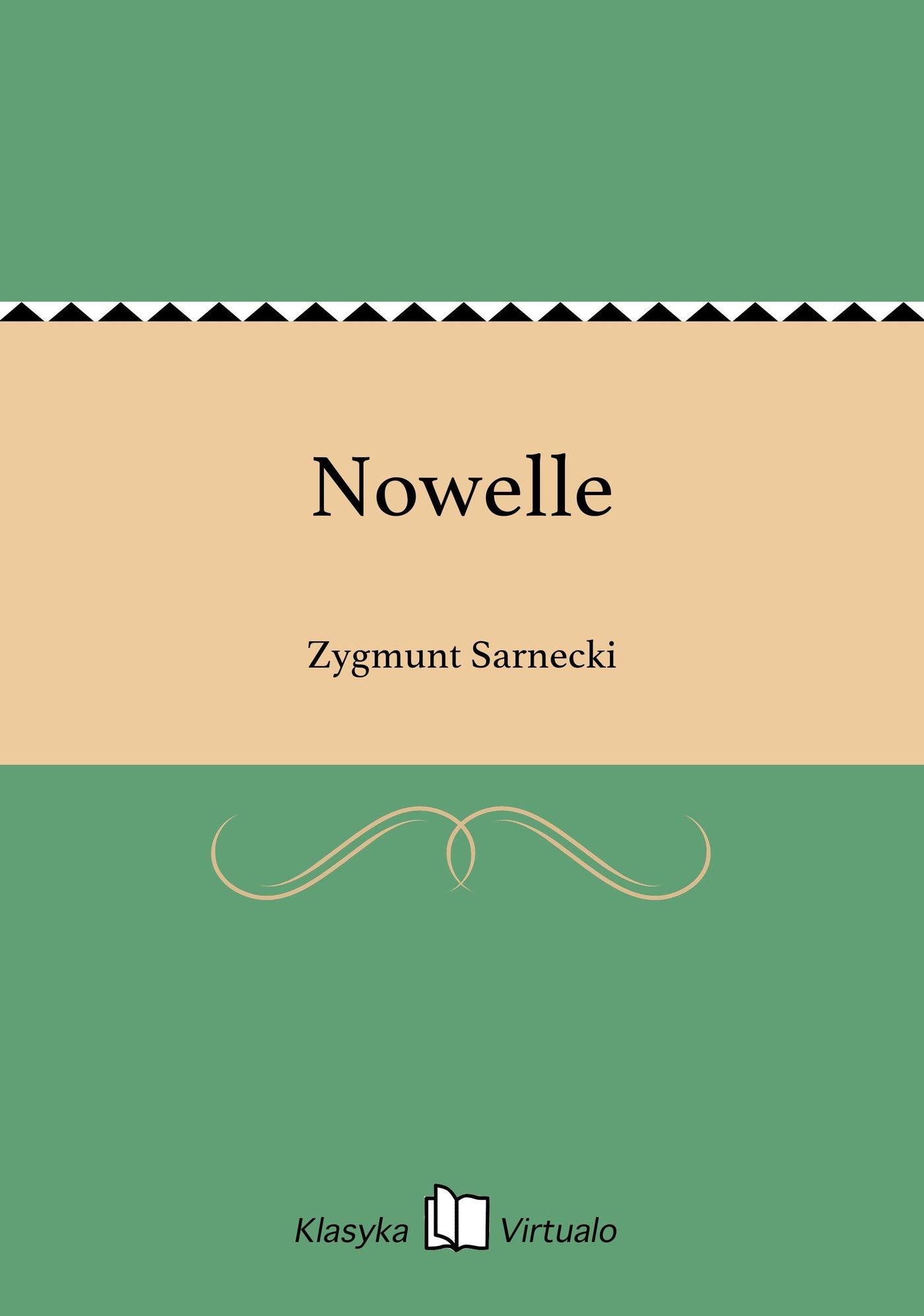 Nowelle - Ebook (Książka EPUB) do pobrania w formacie EPUB