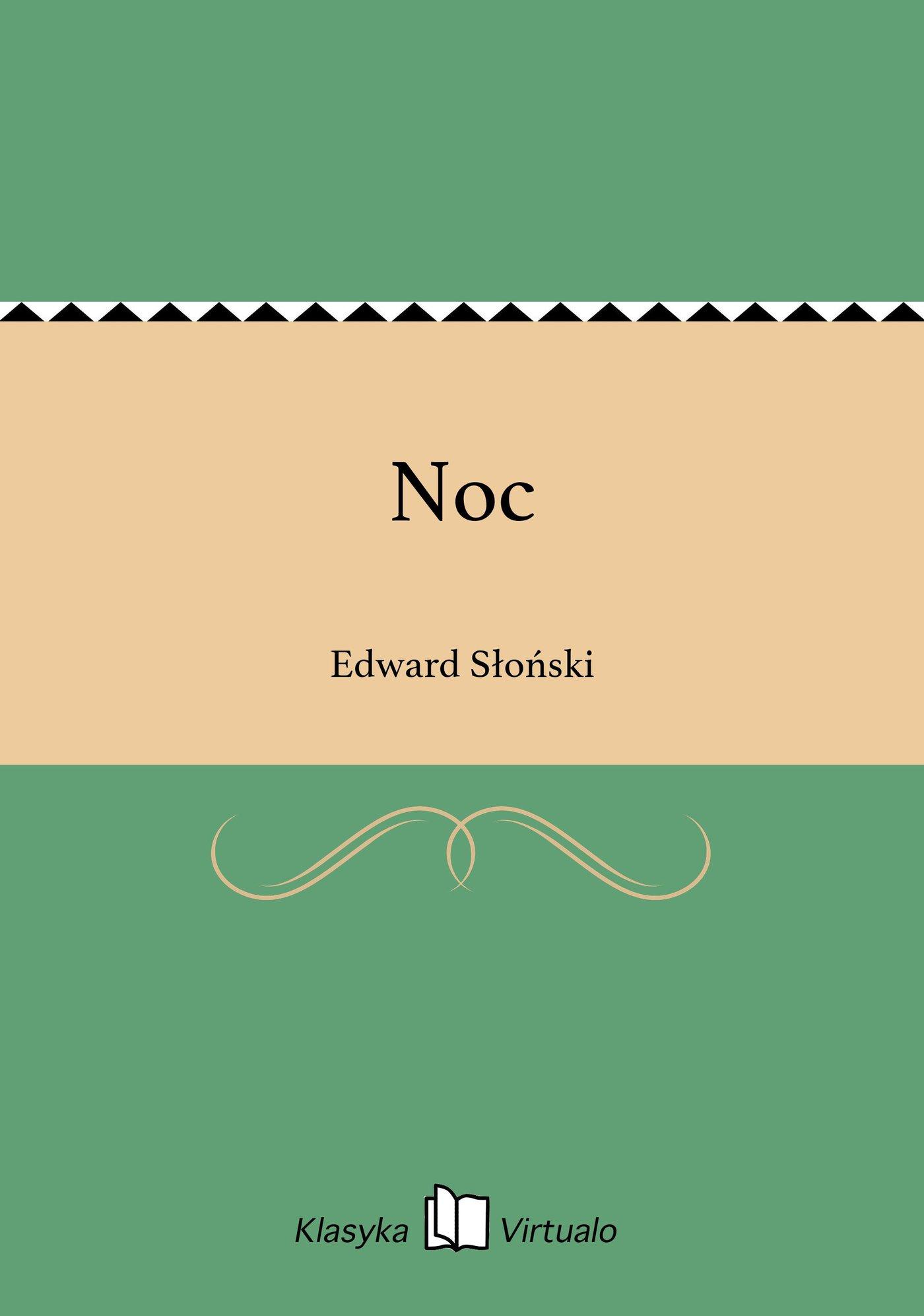 Noc - Ebook (Książka EPUB) do pobrania w formacie EPUB