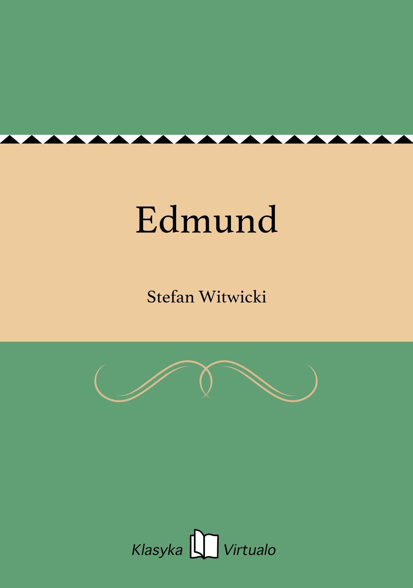Edmund - Ebook (Książka EPUB) do pobrania w formacie EPUB