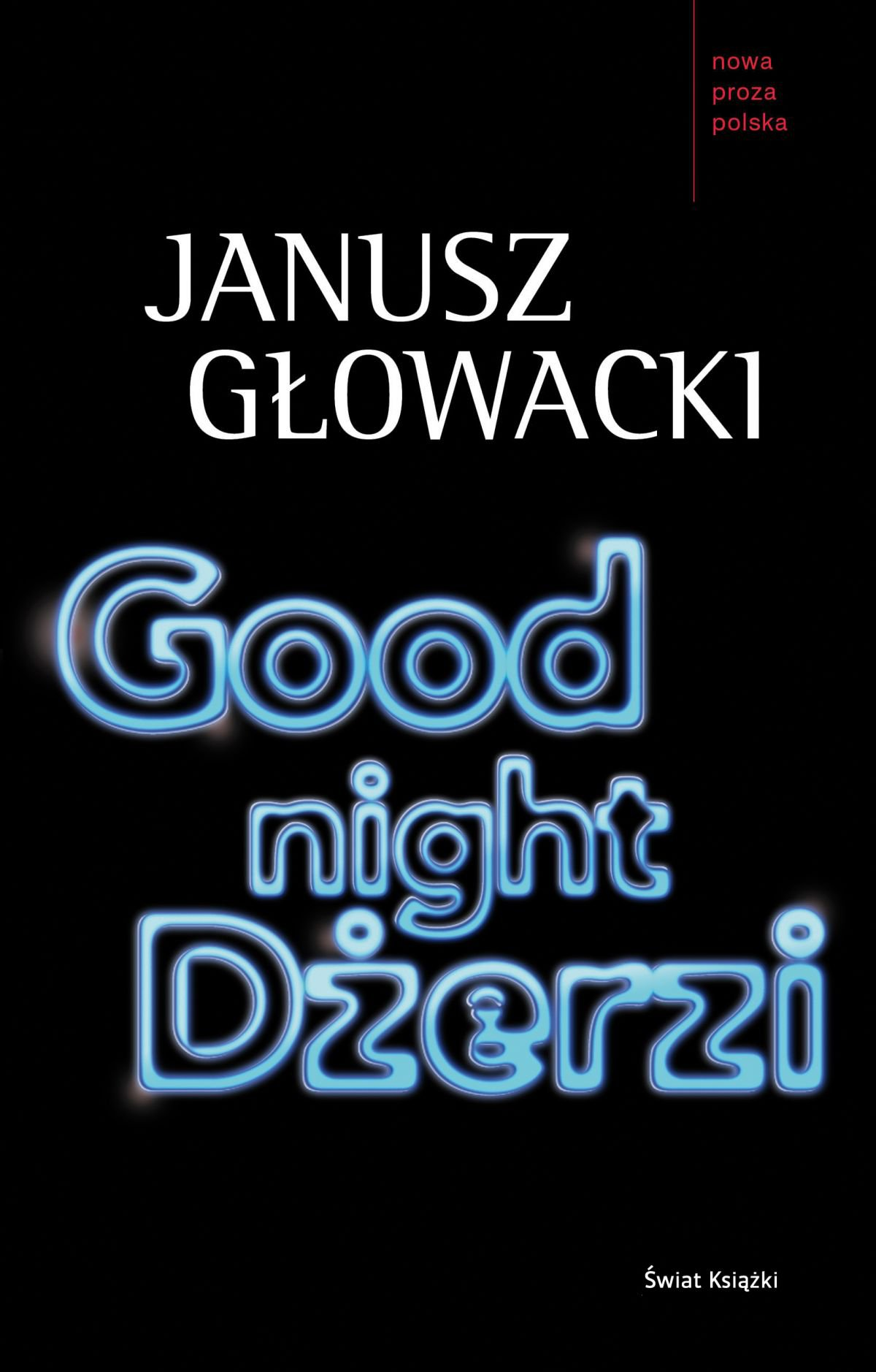 Good night, Dżerzi - Ebook (Książka EPUB) do pobrania w formacie EPUB