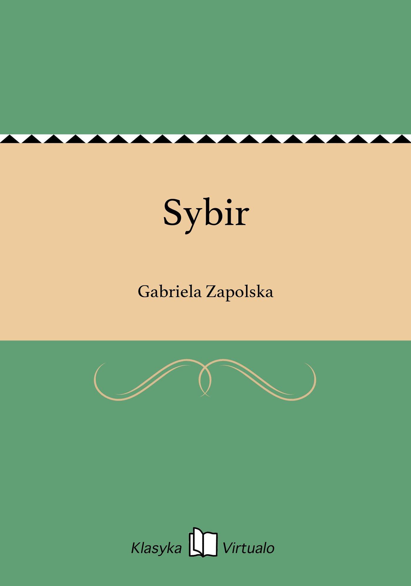 Sybir - Ebook (Książka EPUB) do pobrania w formacie EPUB