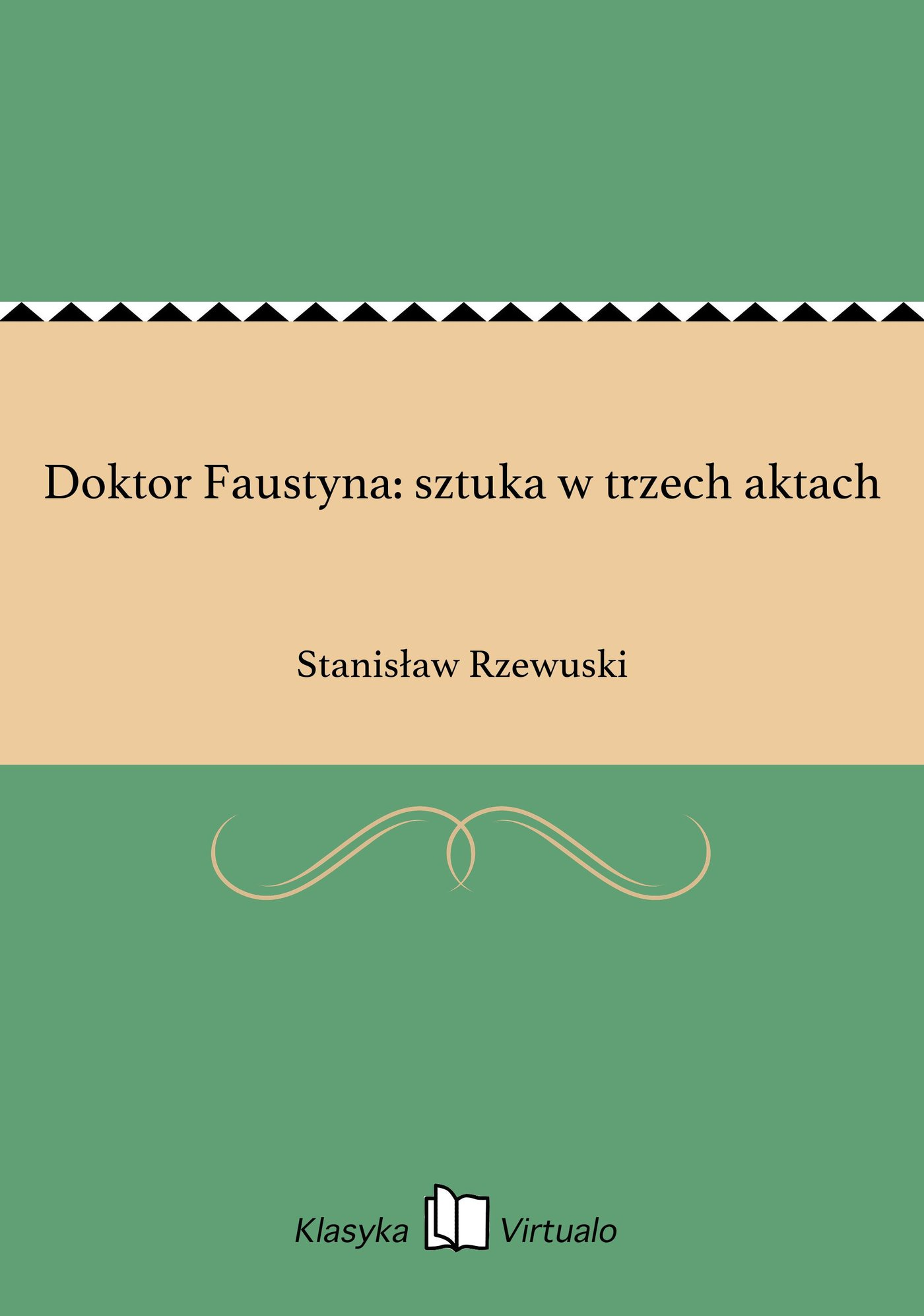 Doktor Faustyna: sztuka w trzech aktach - Ebook (Książka EPUB) do pobrania w formacie EPUB