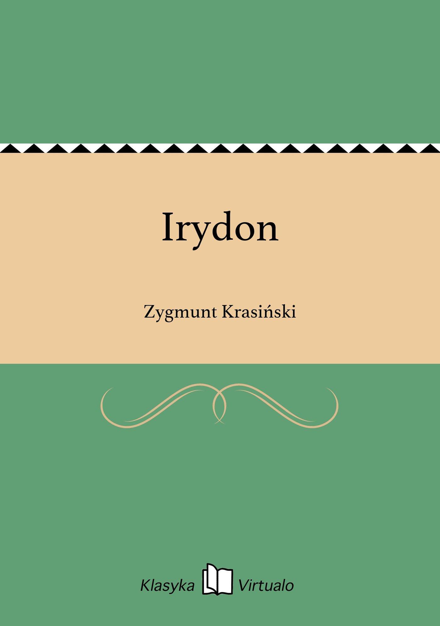 Irydon - Ebook (Książka EPUB) do pobrania w formacie EPUB