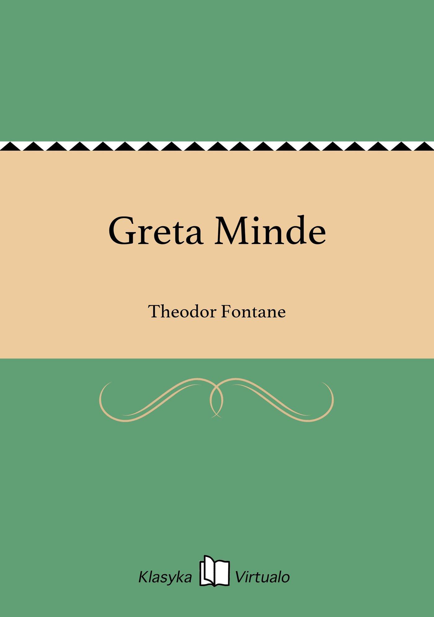 Greta Minde - Ebook (Książka EPUB) do pobrania w formacie EPUB
