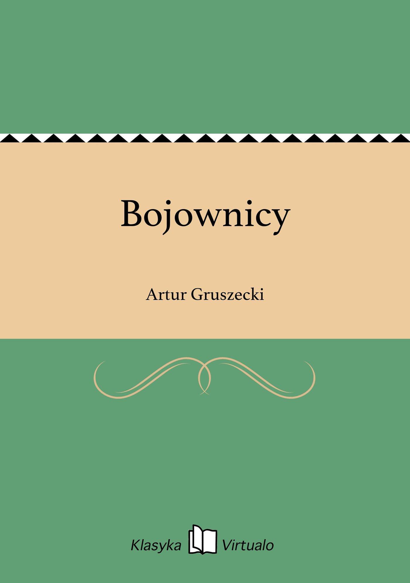 Bojownicy - Ebook (Książka EPUB) do pobrania w formacie EPUB