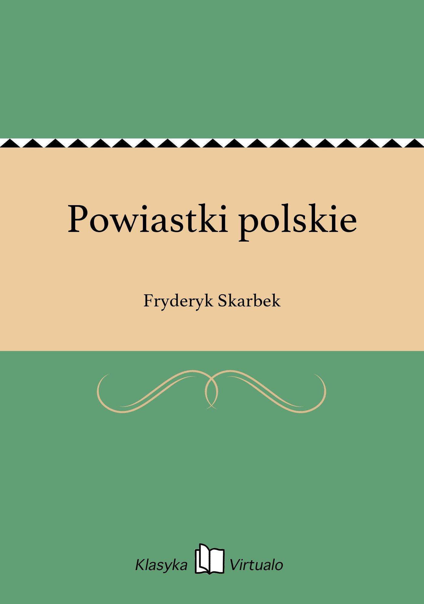 Powiastki polskie - Ebook (Książka EPUB) do pobrania w formacie EPUB