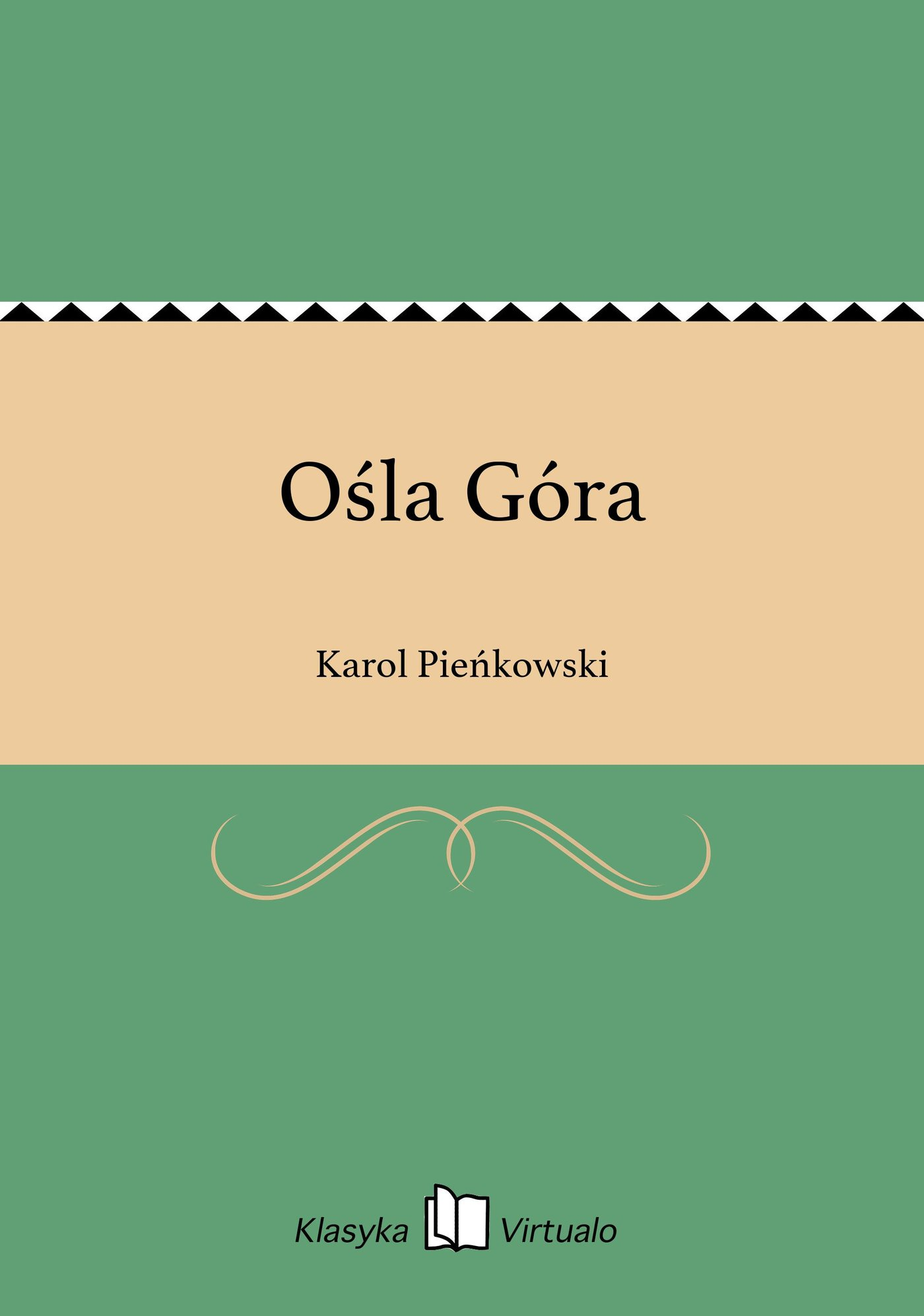 Ośla Góra - Ebook (Książka EPUB) do pobrania w formacie EPUB