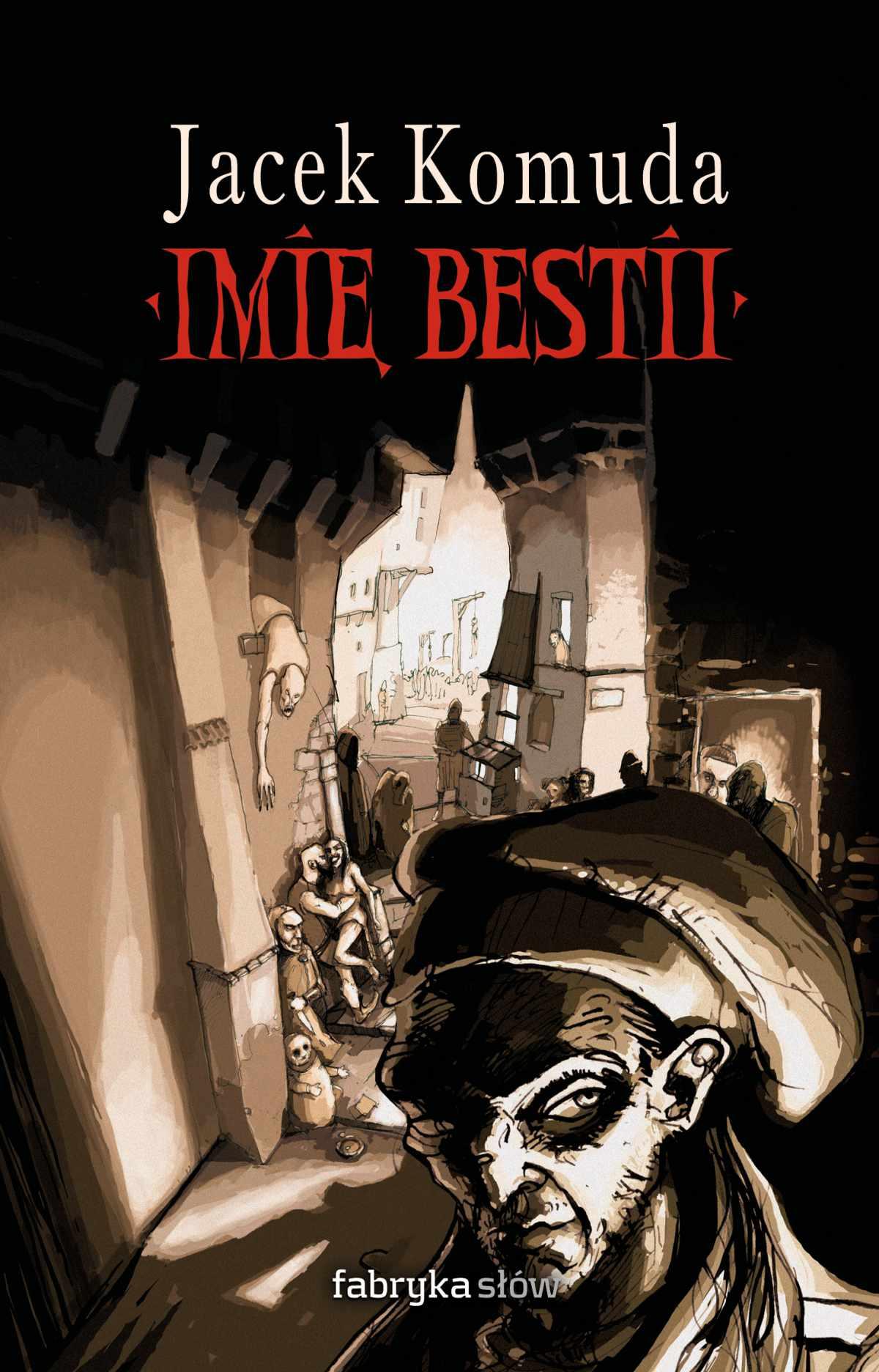 Imię Bestii - Ebook (Książka EPUB) do pobrania w formacie EPUB