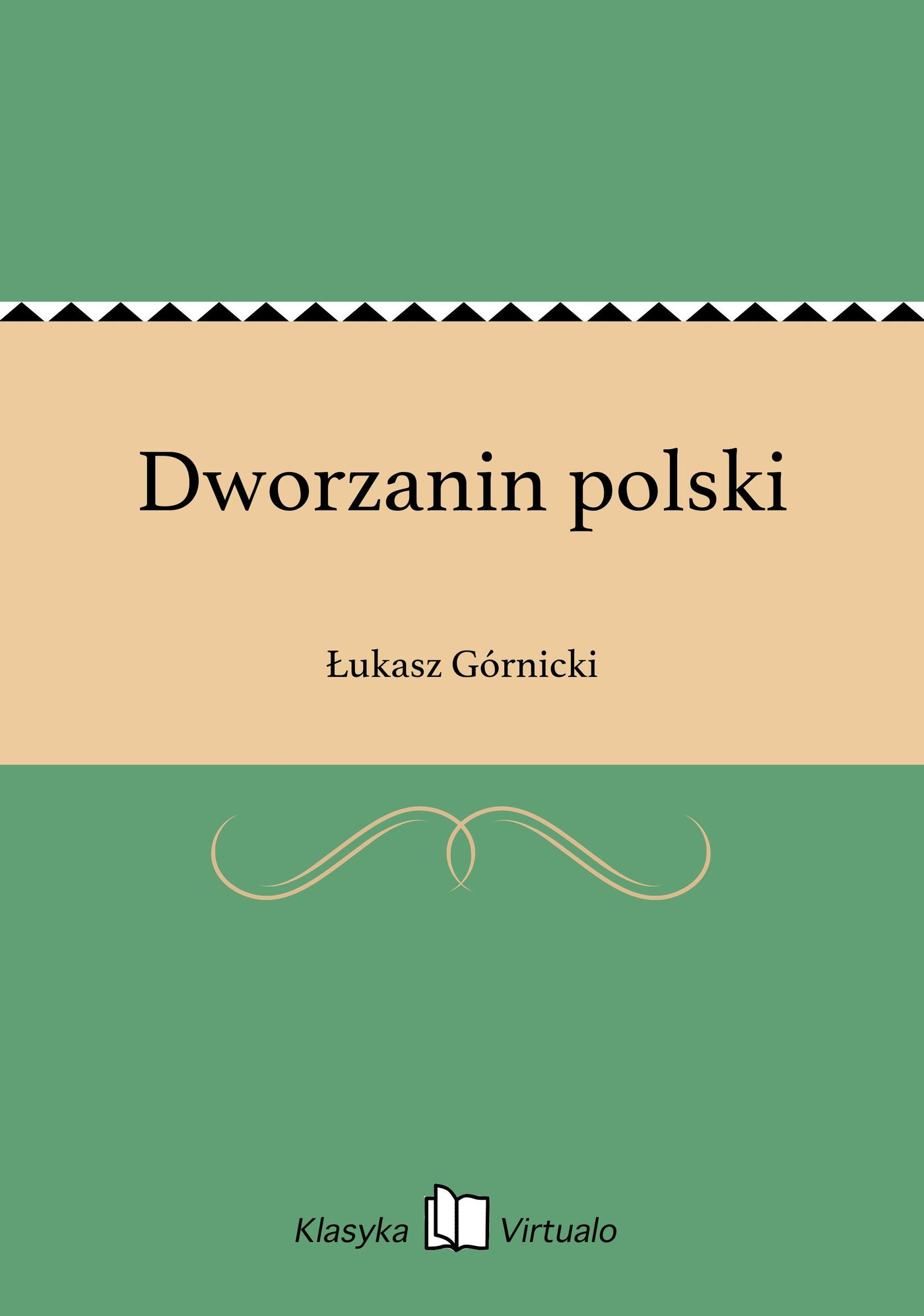 Dworzanin polski - Ebook (Książka EPUB) do pobrania w formacie EPUB