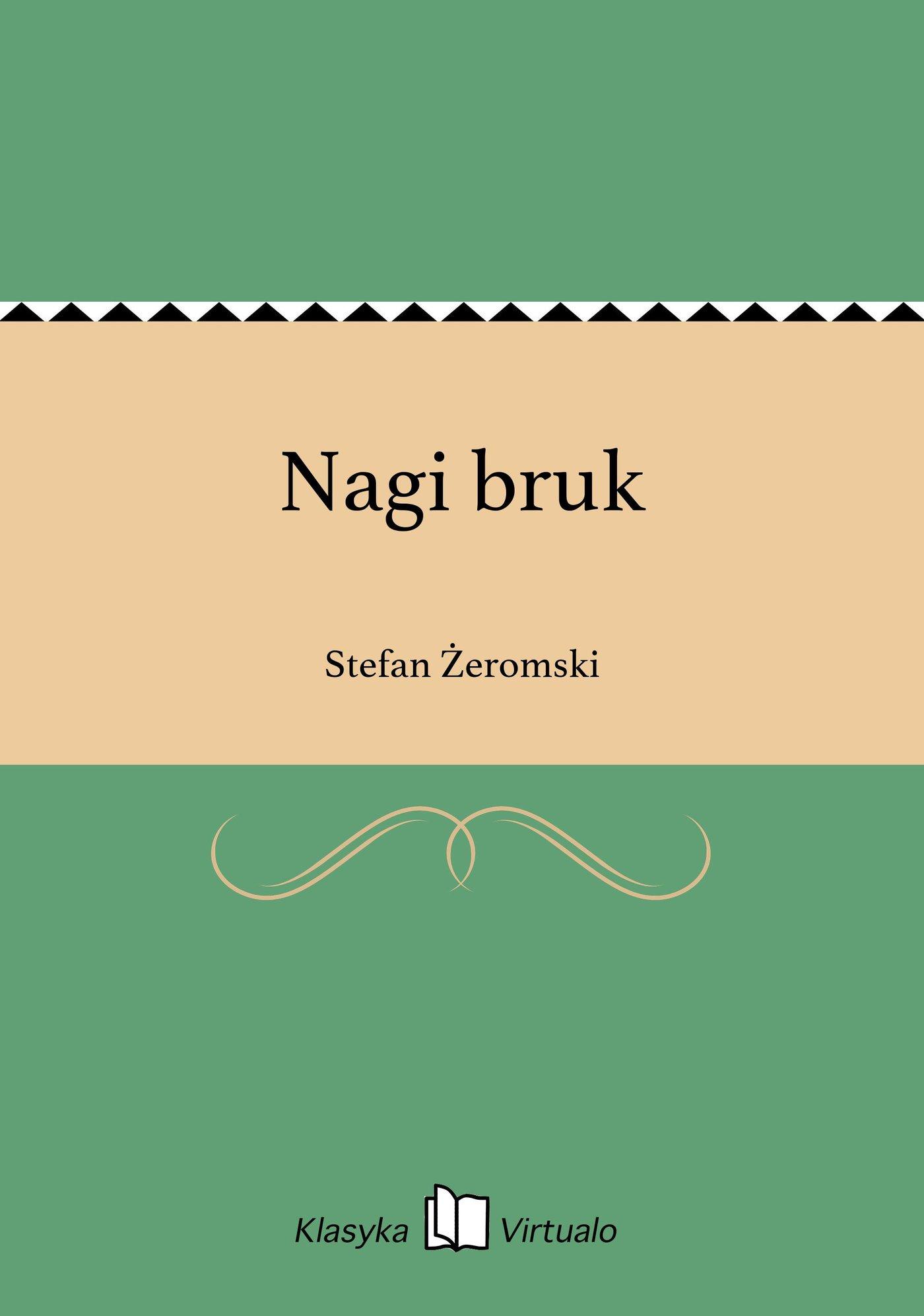 Nagi bruk - Ebook (Książka EPUB) do pobrania w formacie EPUB