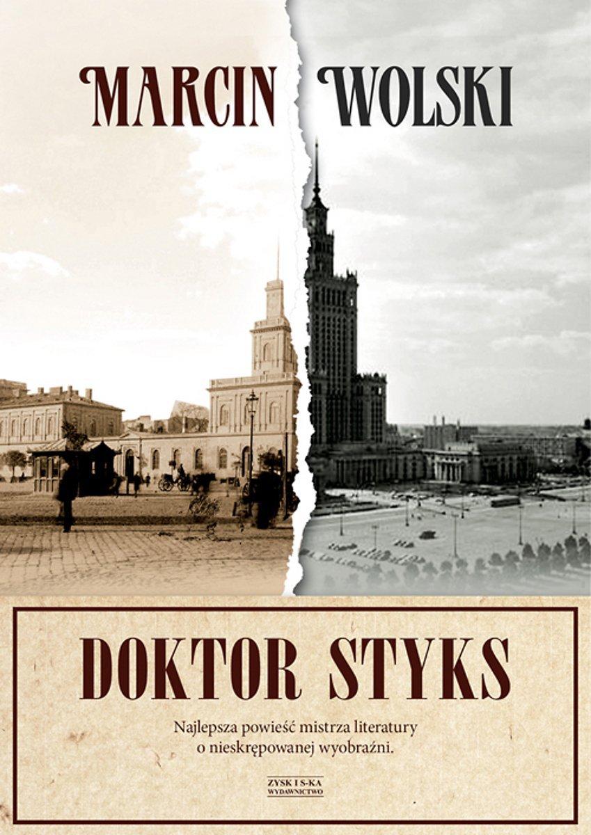 Doktor Styks - Ebook (Książka EPUB) do pobrania w formacie EPUB
