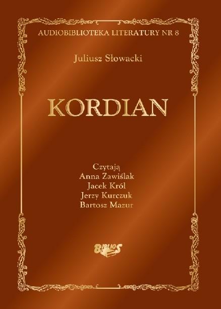 Kordian - Audiobook (Książka audio MP3) do pobrania w całości w archiwum ZIP
