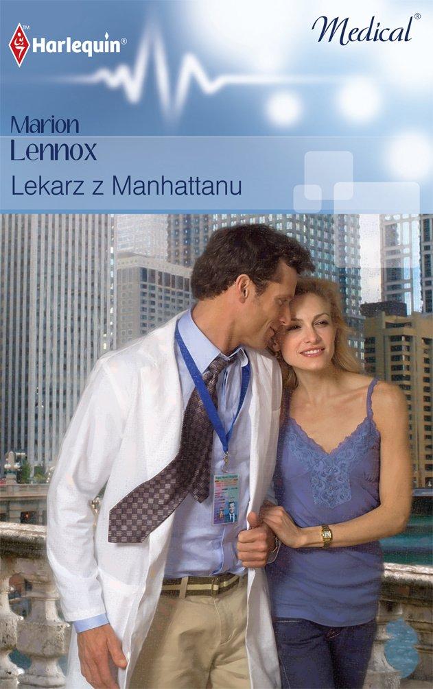 Lekarz z Manhattanu - Ebook (Książka PDF) do pobrania w formacie PDF