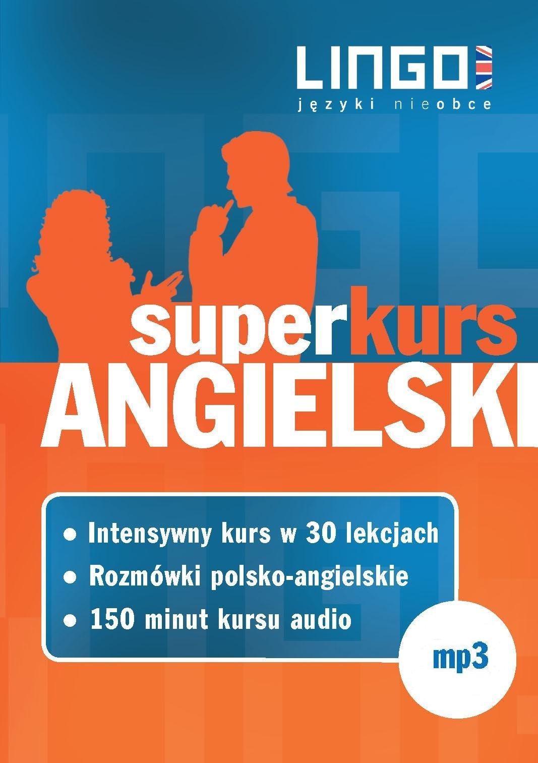 Angielski. Superkurs (audiokurs+rozmówki audio) - Audiobook (Książka audio MP3) do pobrania w całości w archiwum ZIP