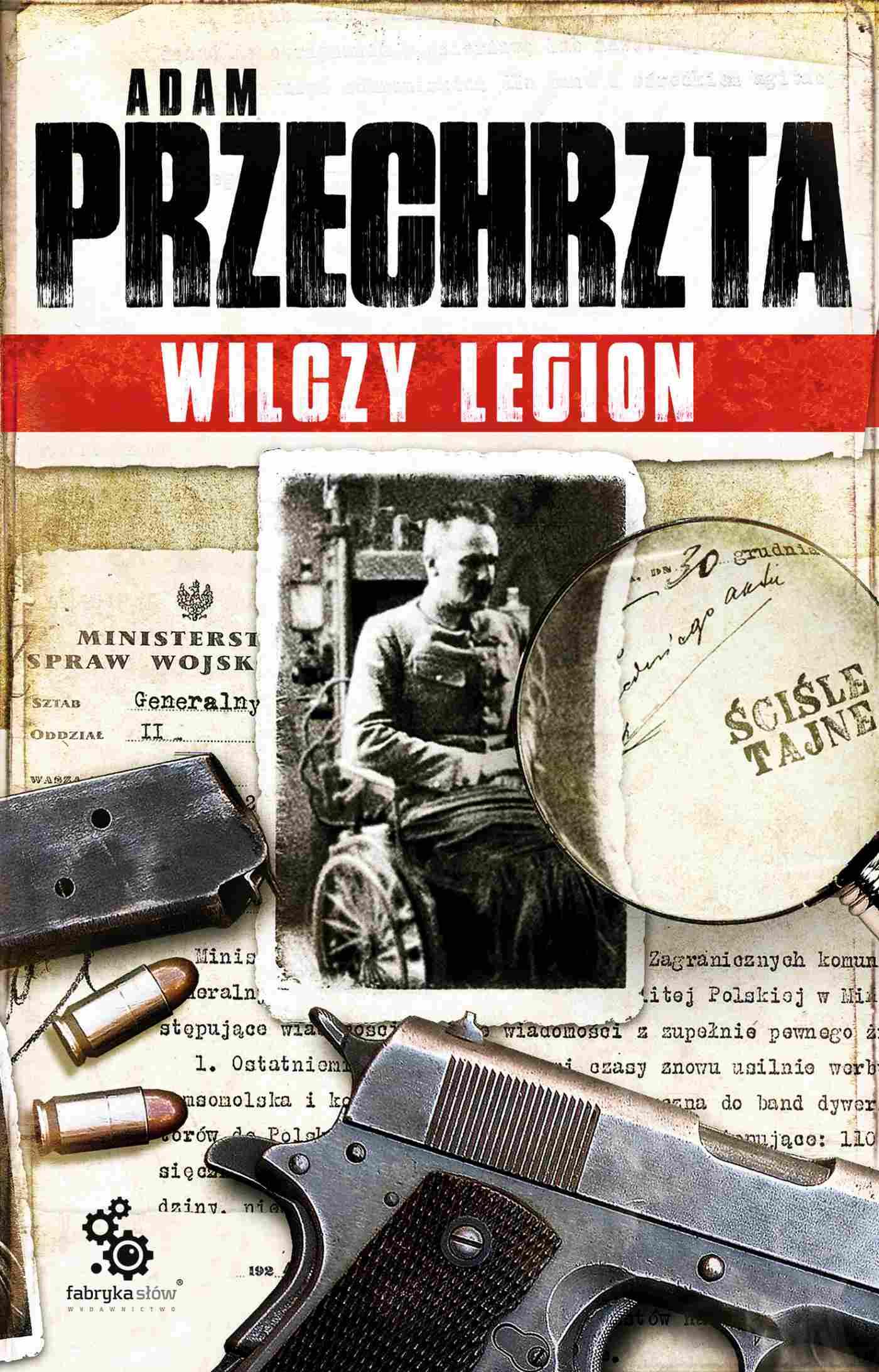 Wilczy Legion - Ebook (Książka EPUB) do pobrania w formacie EPUB