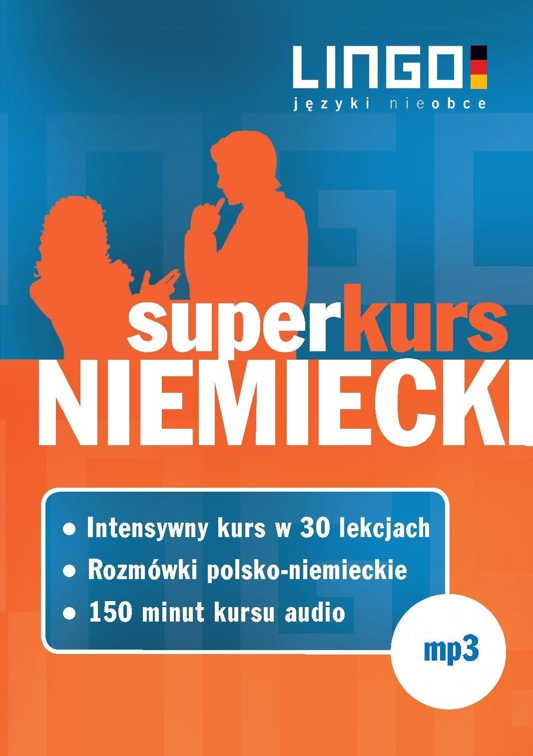 Niemiecki. Superkurs (audiokurs + rozmówki audio) - Audiobook (Książka audio MP3) do pobrania w całości w archiwum ZIP