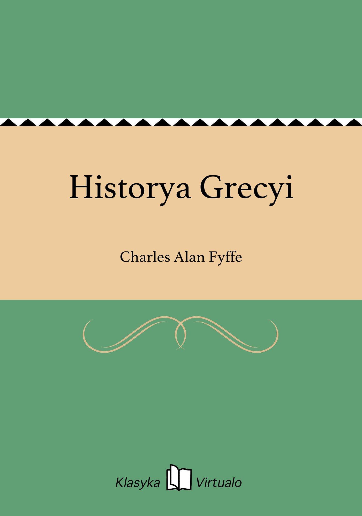 Historya Grecyi - Ebook (Książka na Kindle) do pobrania w formacie MOBI