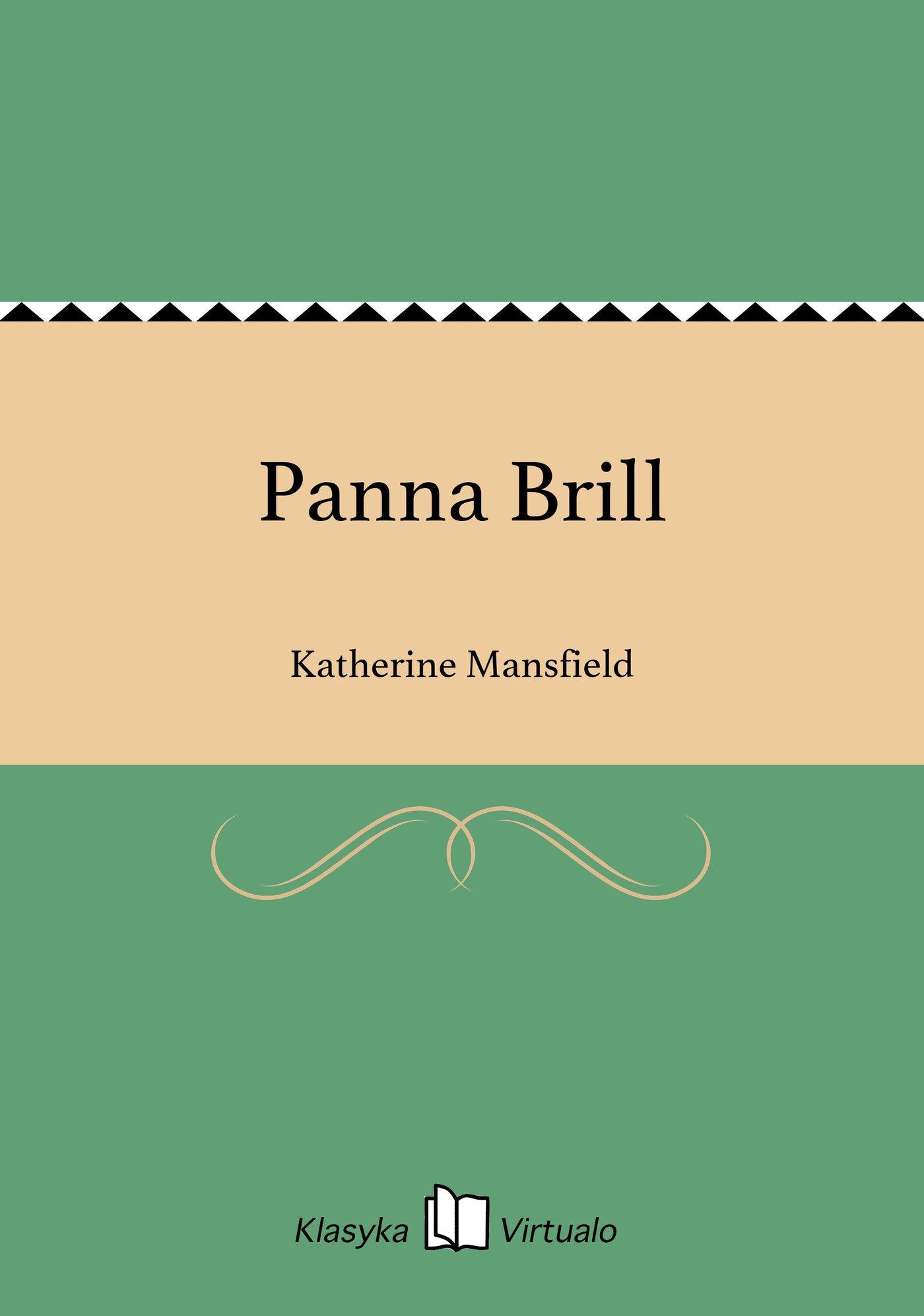 Panna Brill - Ebook (Książka na Kindle) do pobrania w formacie MOBI