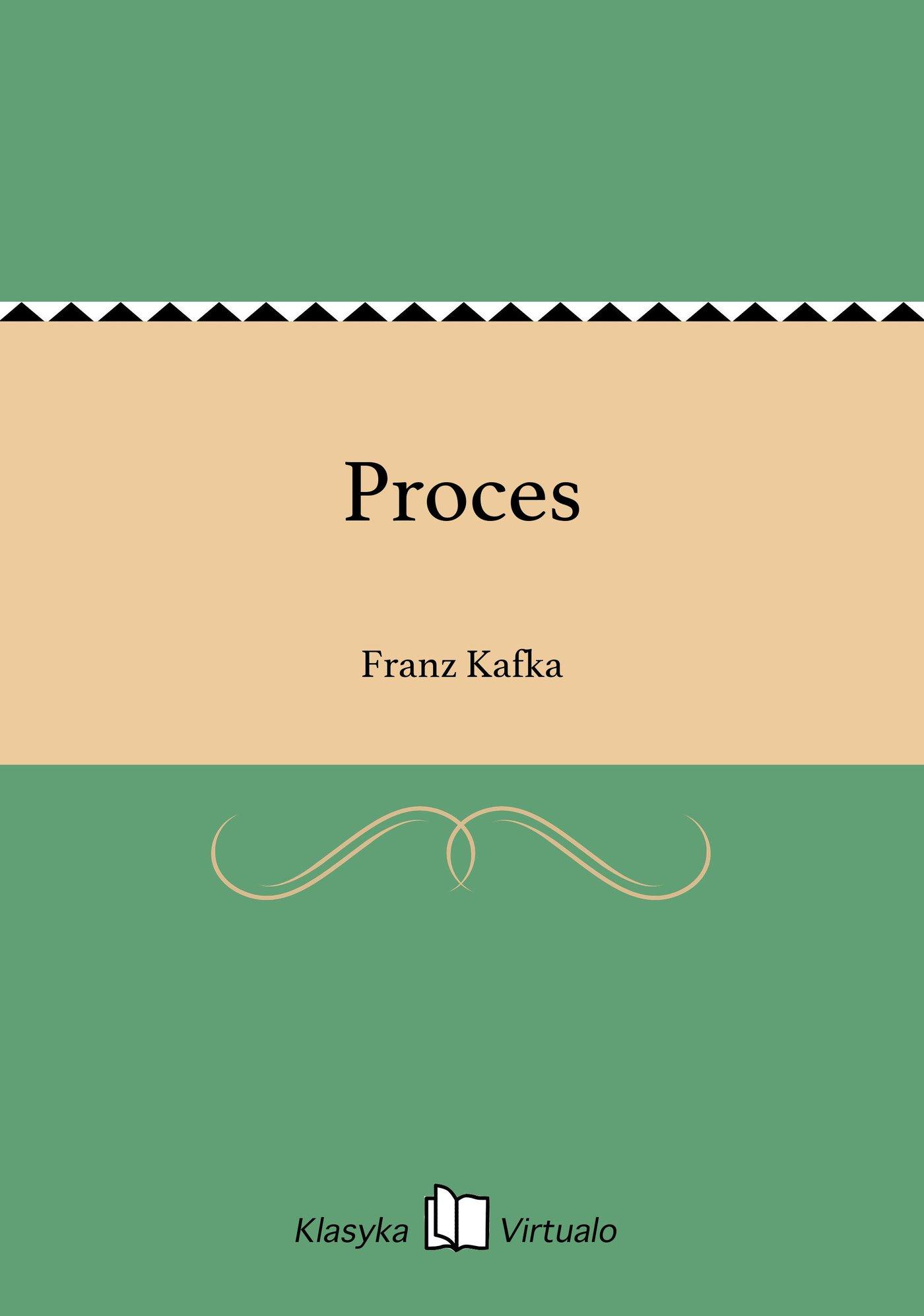 Proces - Ebook (Książka na Kindle) do pobrania w formacie MOBI