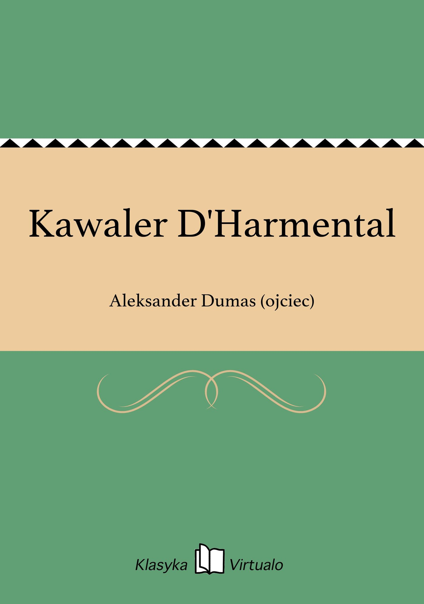 Kawaler D'Harmental - Ebook (Książka na Kindle) do pobrania w formacie MOBI