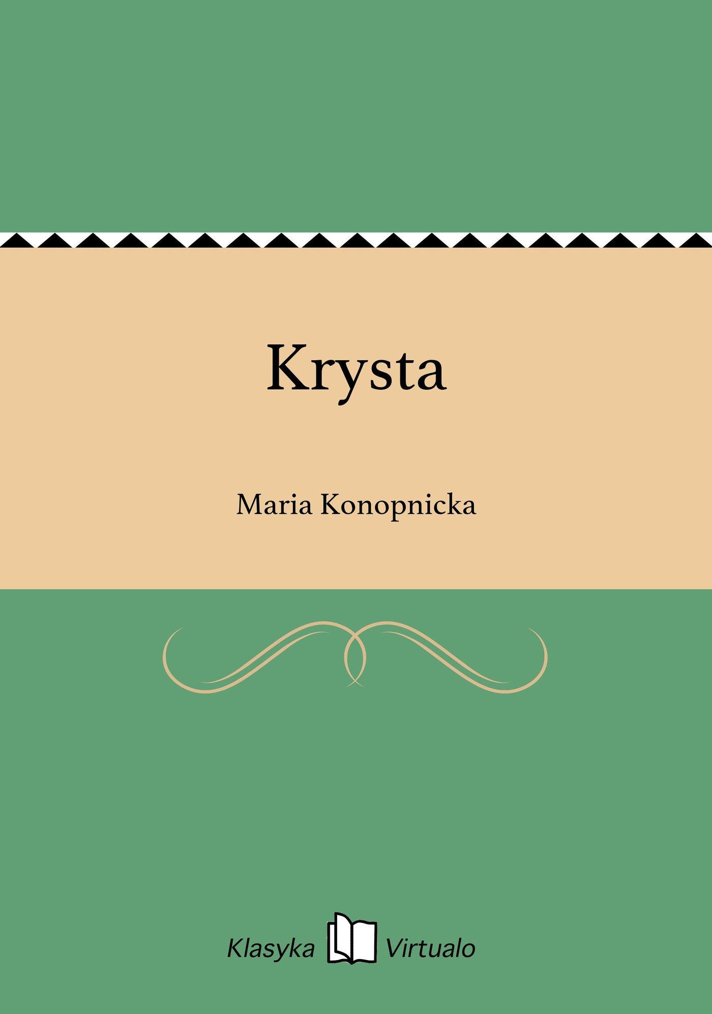 Krysta - Ebook (Książka na Kindle) do pobrania w formacie MOBI