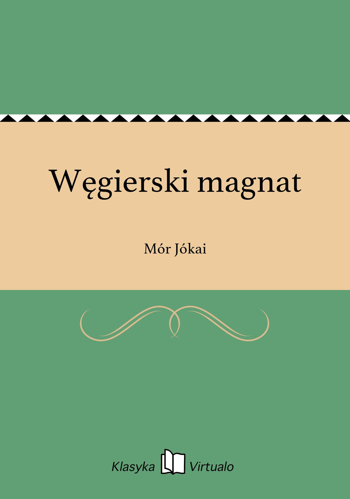 Węgierski magnat - Ebook (Książka na Kindle) do pobrania w formacie MOBI
