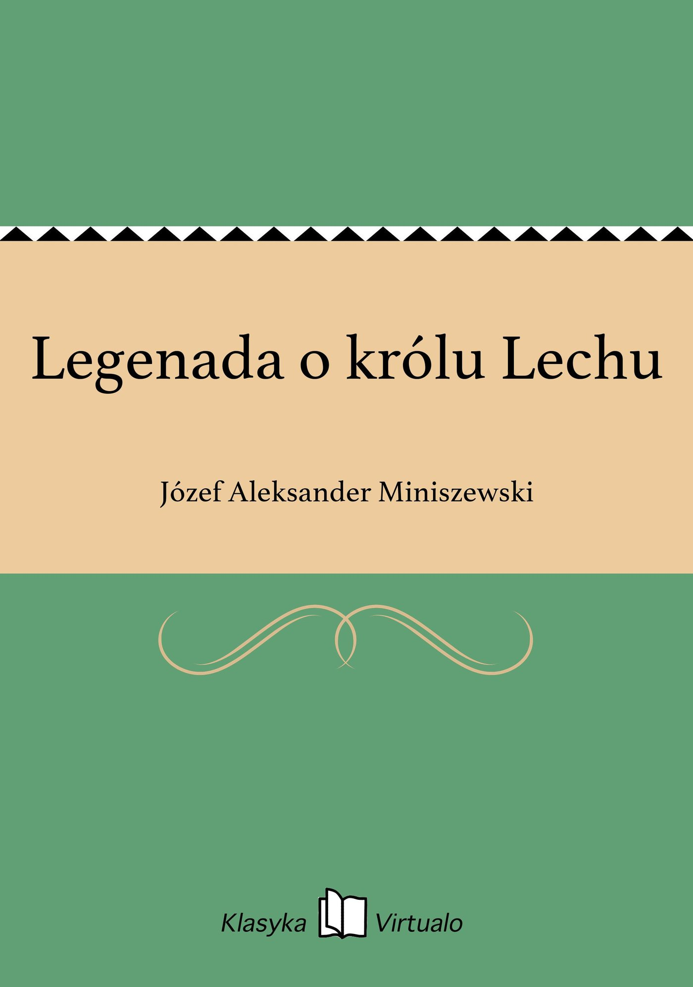 Legenada o królu Lechu - Ebook (Książka na Kindle) do pobrania w formacie MOBI