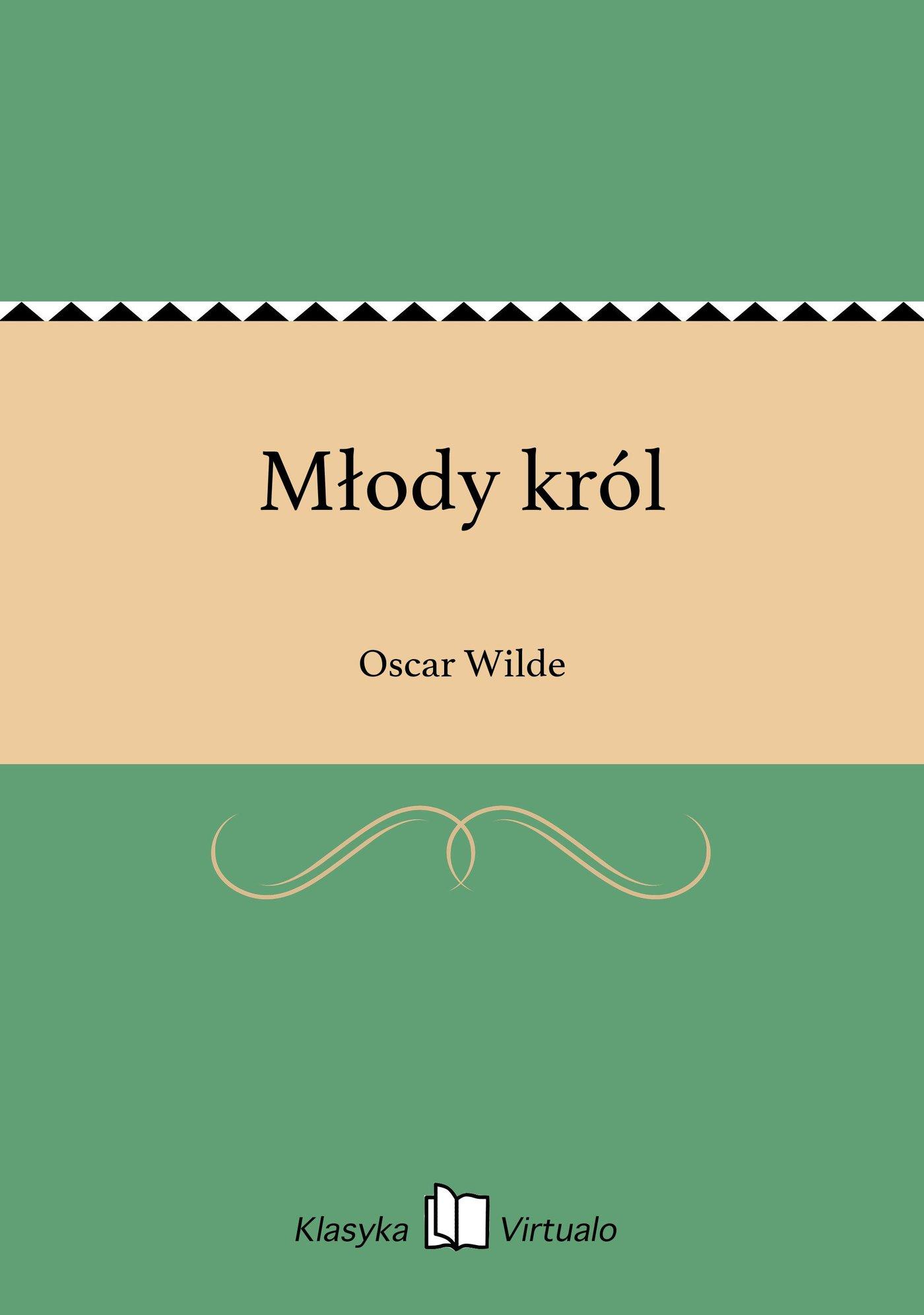 Młody król - Ebook (Książka na Kindle) do pobrania w formacie MOBI