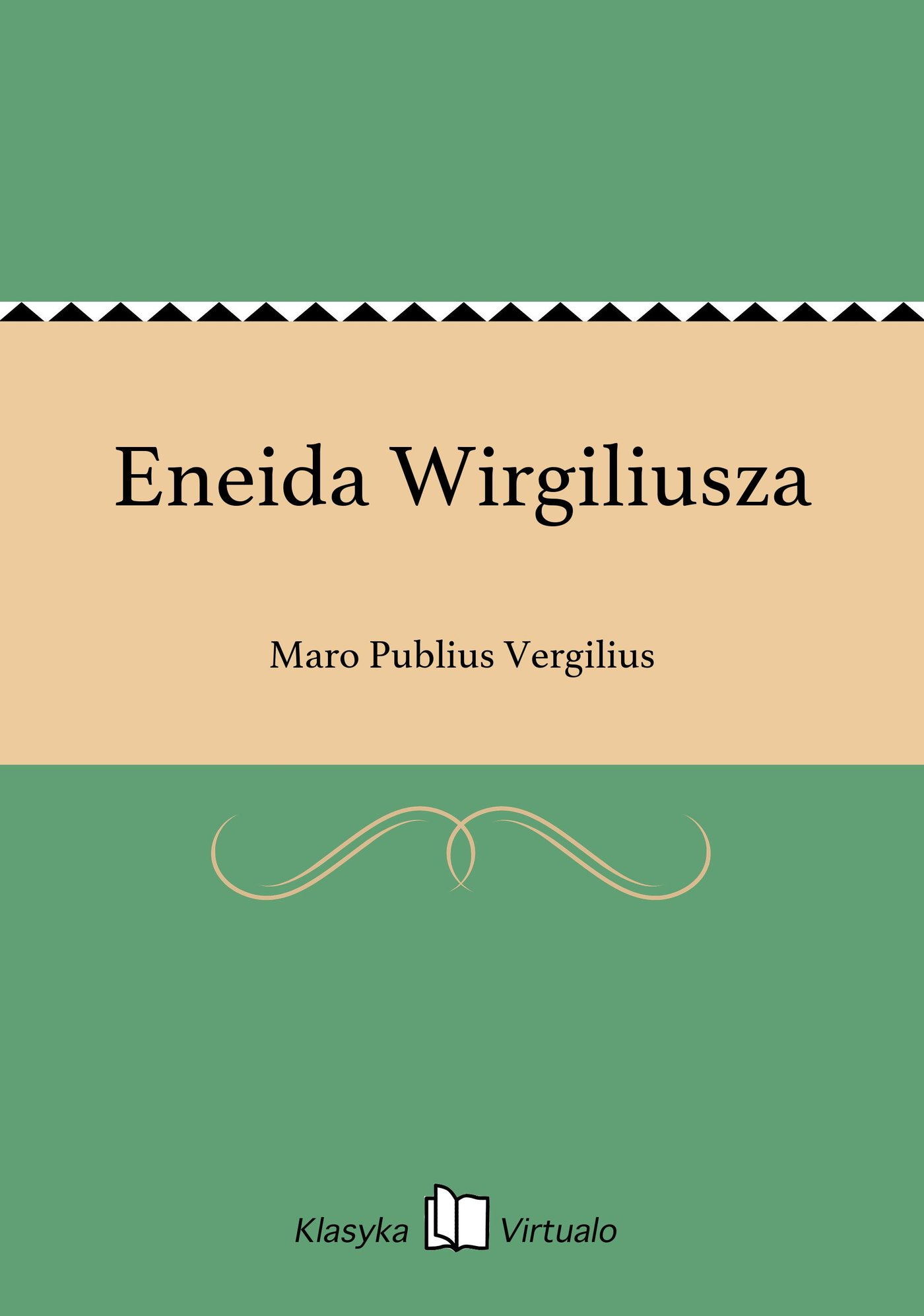 Eneida Wirgiliusza - Ebook (Książka na Kindle) do pobrania w formacie MOBI