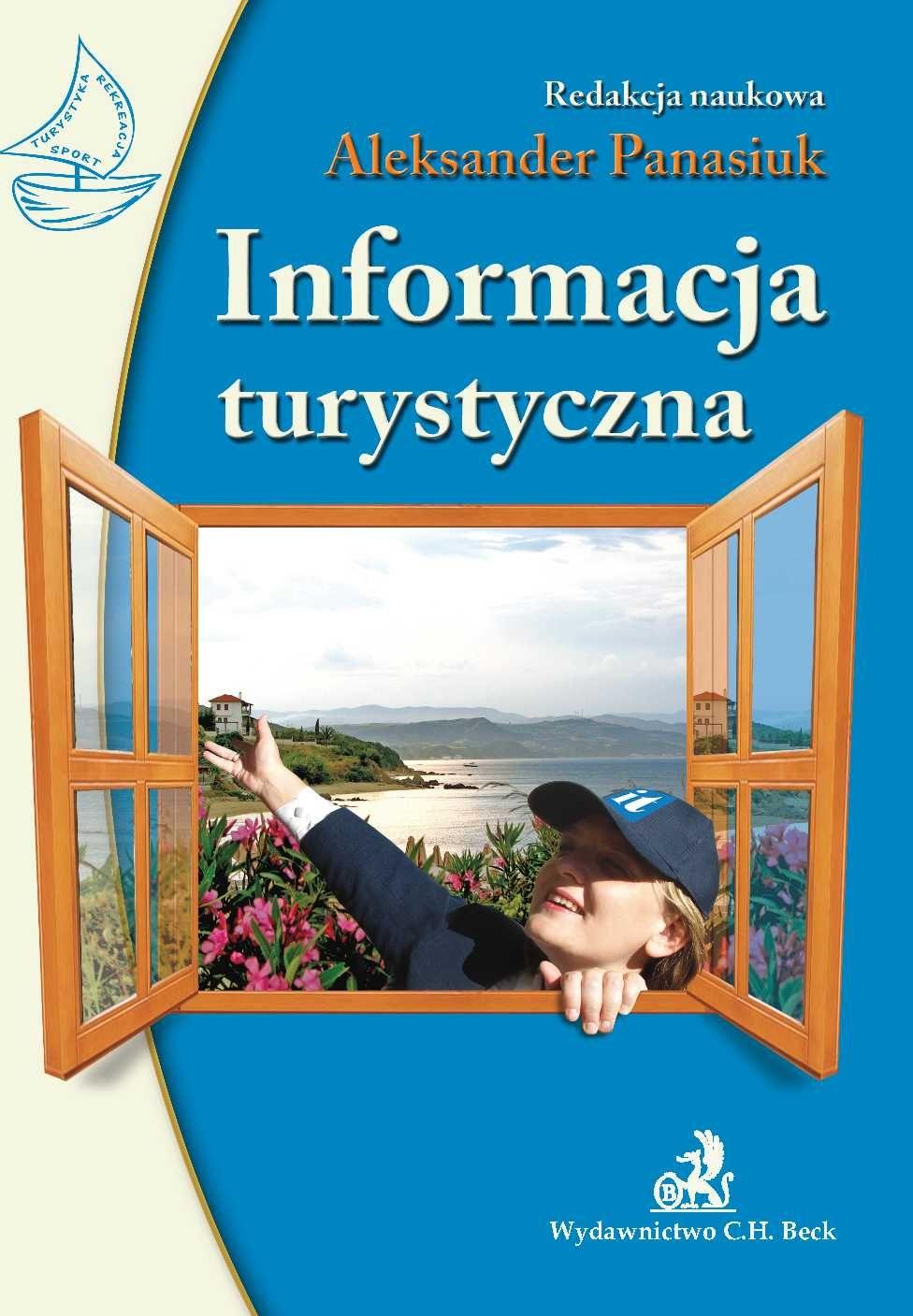 Informacja turystyczna - Ebook (Książka PDF) do pobrania w formacie PDF