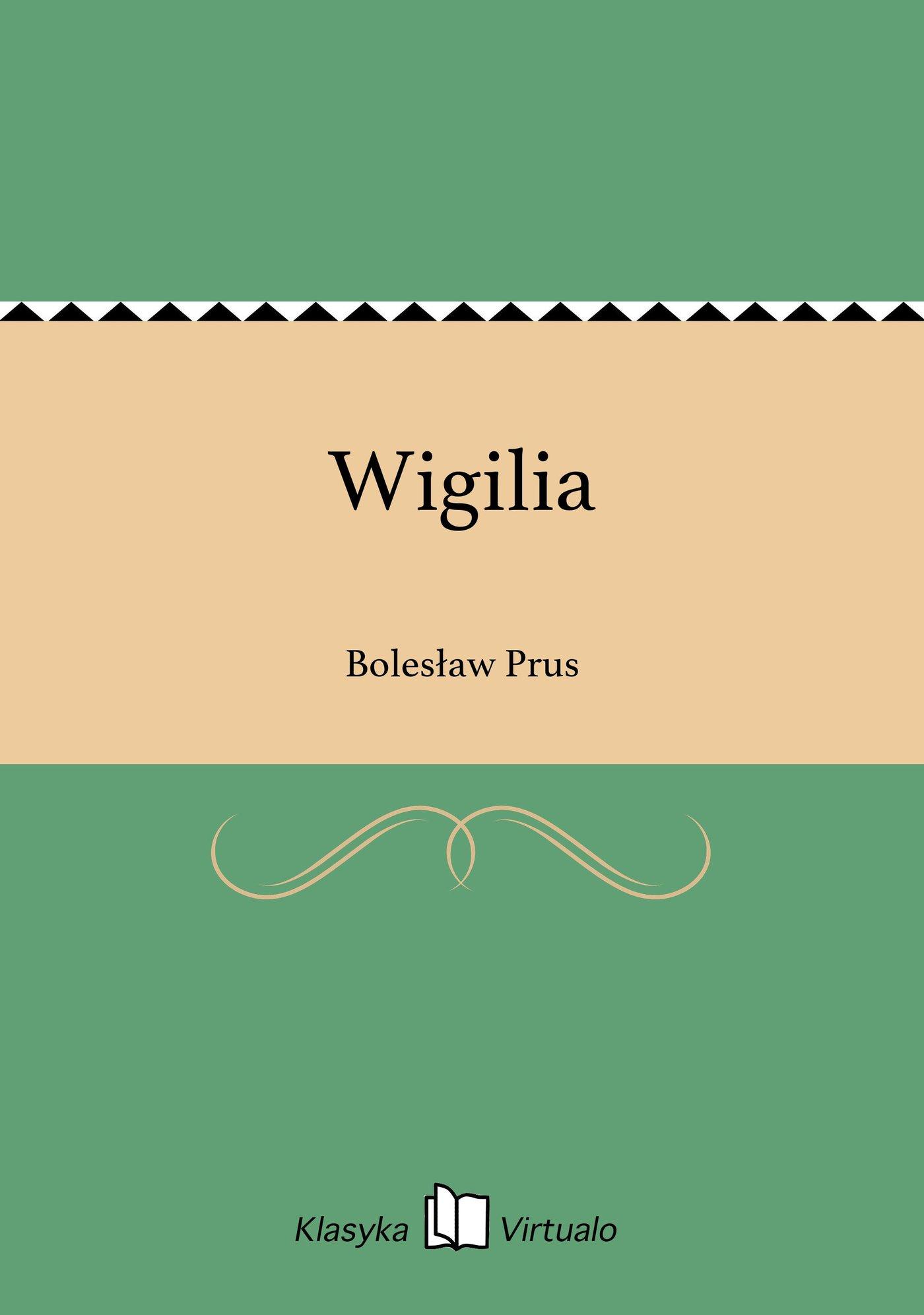 Wigilia - Ebook (Książka na Kindle) do pobrania w formacie MOBI