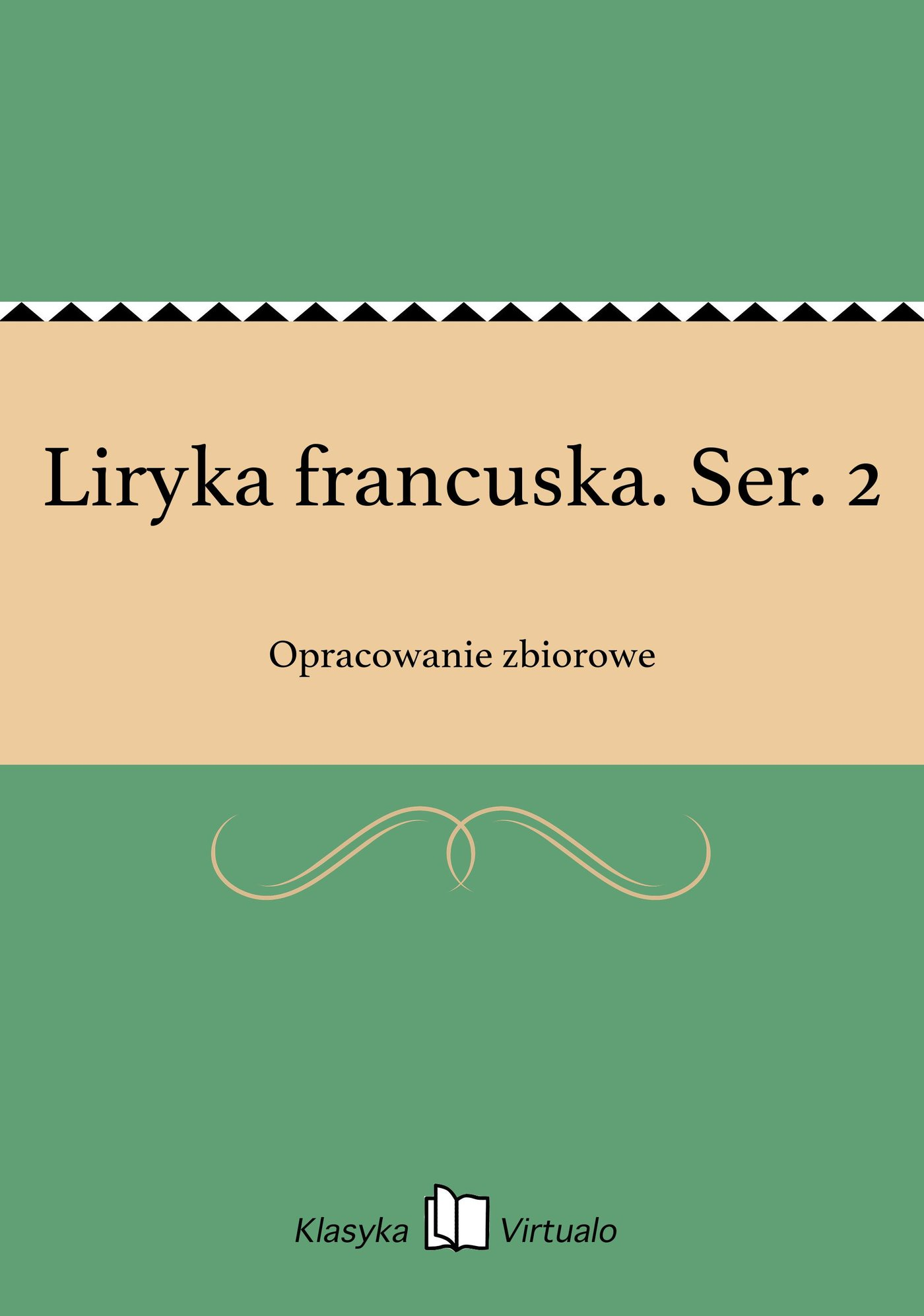 Liryka francuska. Ser. 2 - Ebook (Książka na Kindle) do pobrania w formacie MOBI