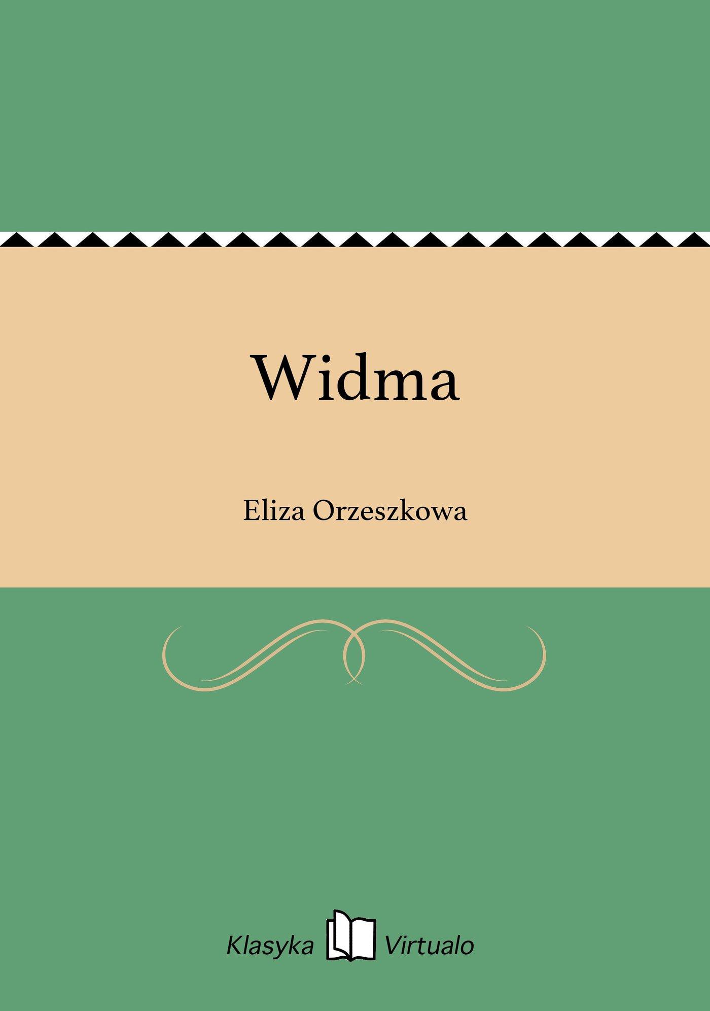 Widma - Ebook (Książka na Kindle) do pobrania w formacie MOBI
