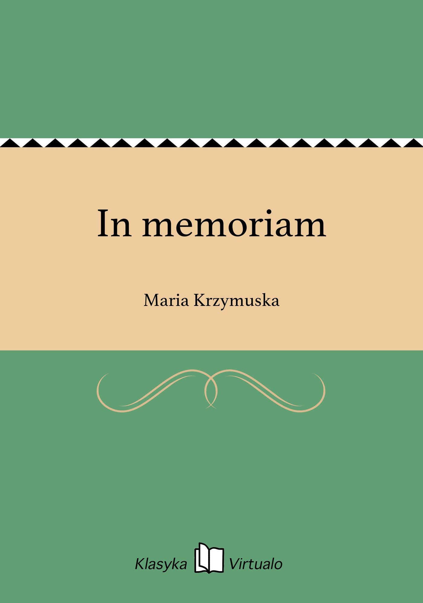 In memoriam - Ebook (Książka na Kindle) do pobrania w formacie MOBI
