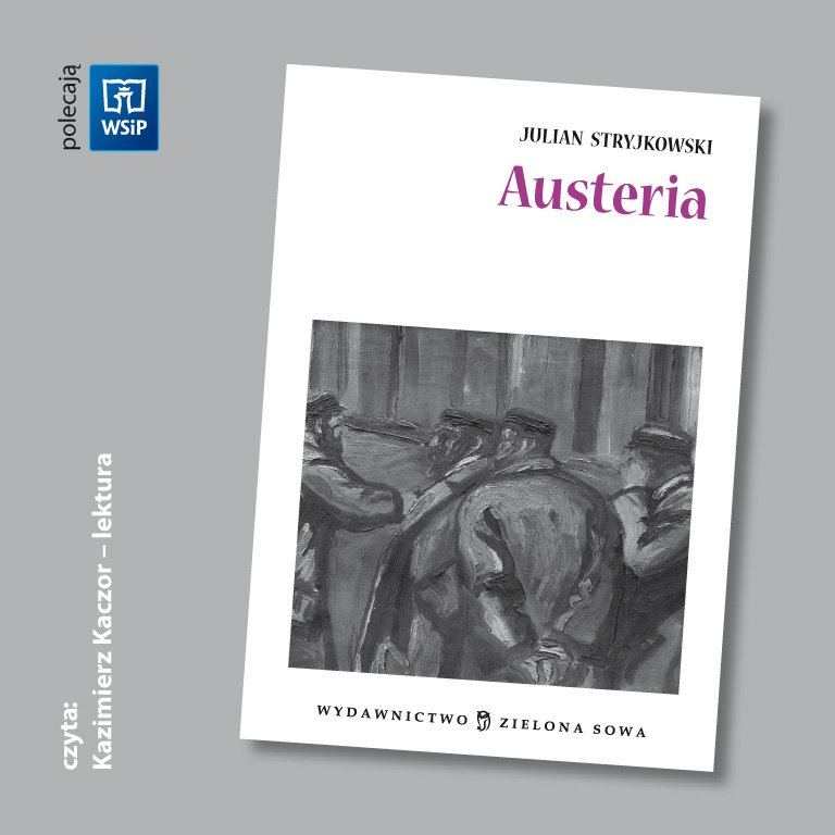 Austeria - Audiobook (Książka audio MP3) do pobrania w całości w archiwum ZIP