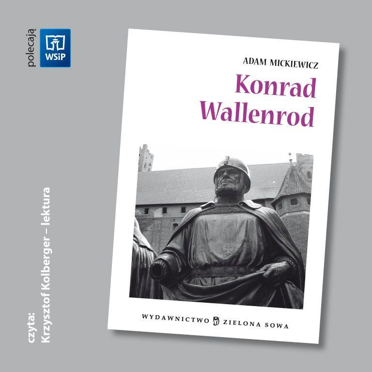 Konrad Wallenrod - audio lektura - Audiobook (Książka audio MP3) do pobrania w całości w archiwum ZIP