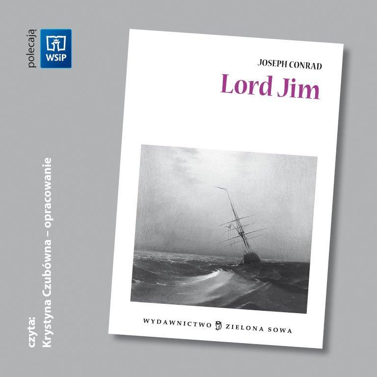 Lord Jim - opracowanie - Audiobook (Książka audio MP3) do pobrania w całości w archiwum ZIP