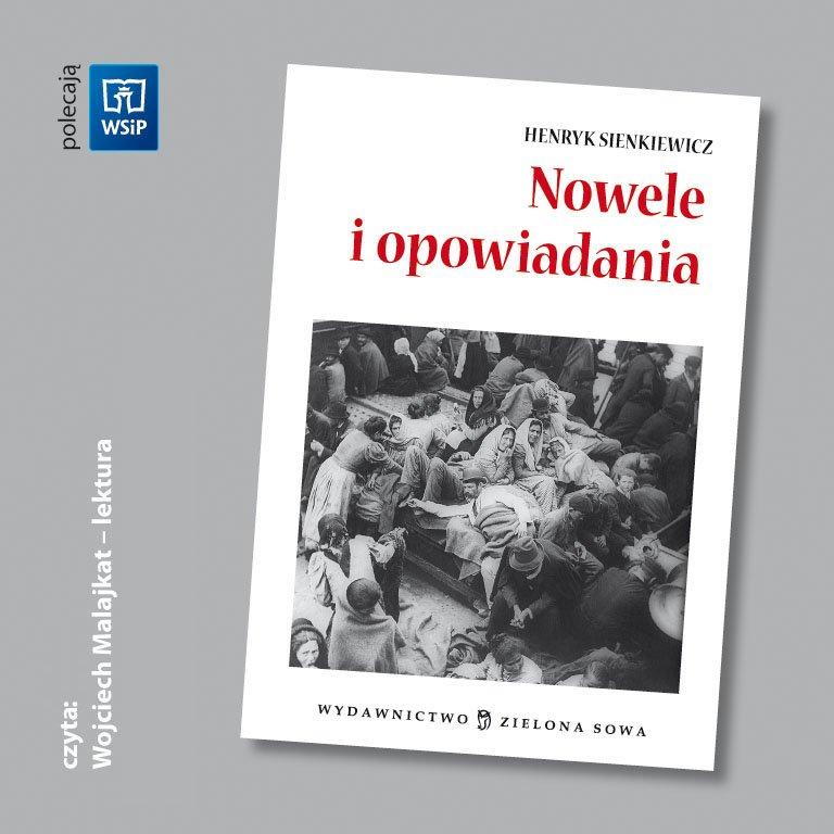Nowele i opowiadania - Audiobook (Książka audio MP3) do pobrania w całości w archiwum ZIP