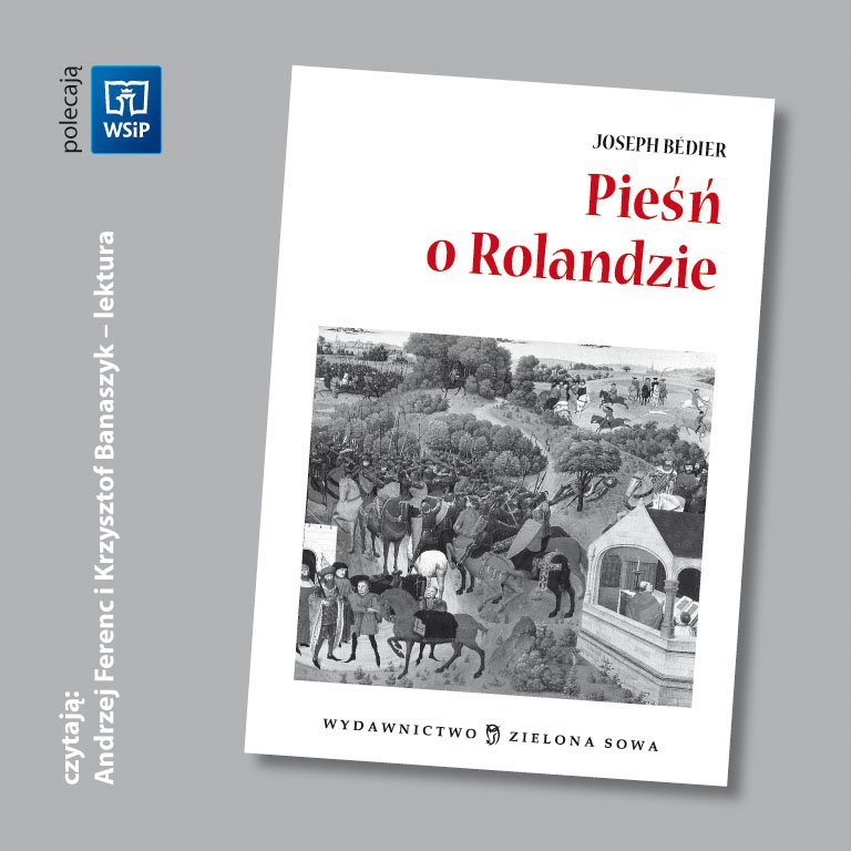 Pieśń o Rolandzie - Audiobook (Książka audio MP3) do pobrania w całości w archiwum ZIP
